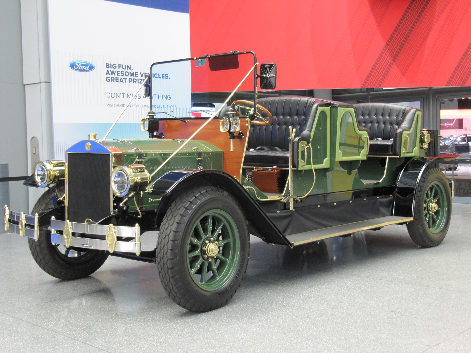 Electric Vintage Car Proposed To Replace Nyc Horse Carriages New York Auto Show