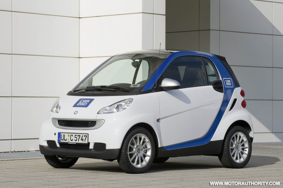 Smart Car Rental >> New European Trend Renting Tiny Cars By The Minute