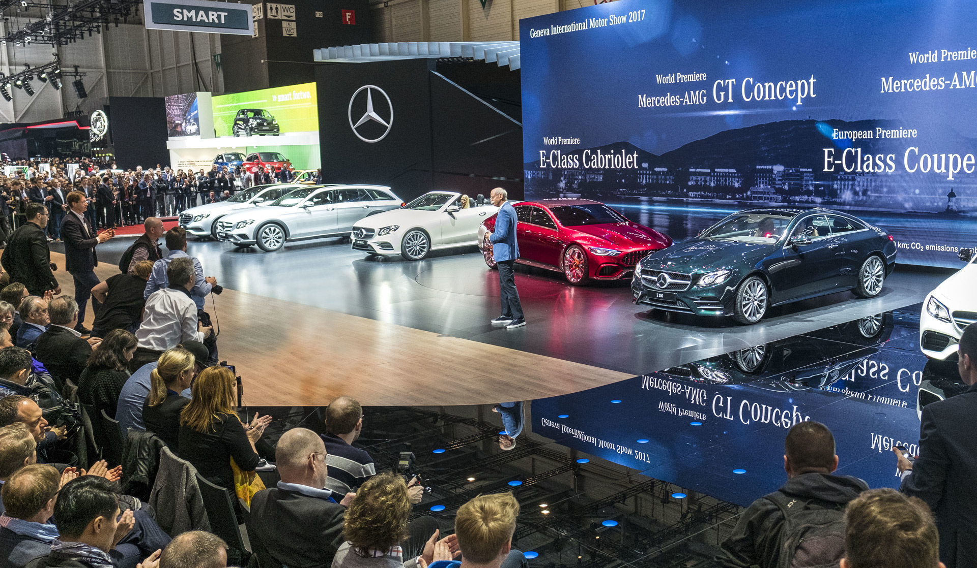 2021 Geneva International Motor Show canceled, show up for sale