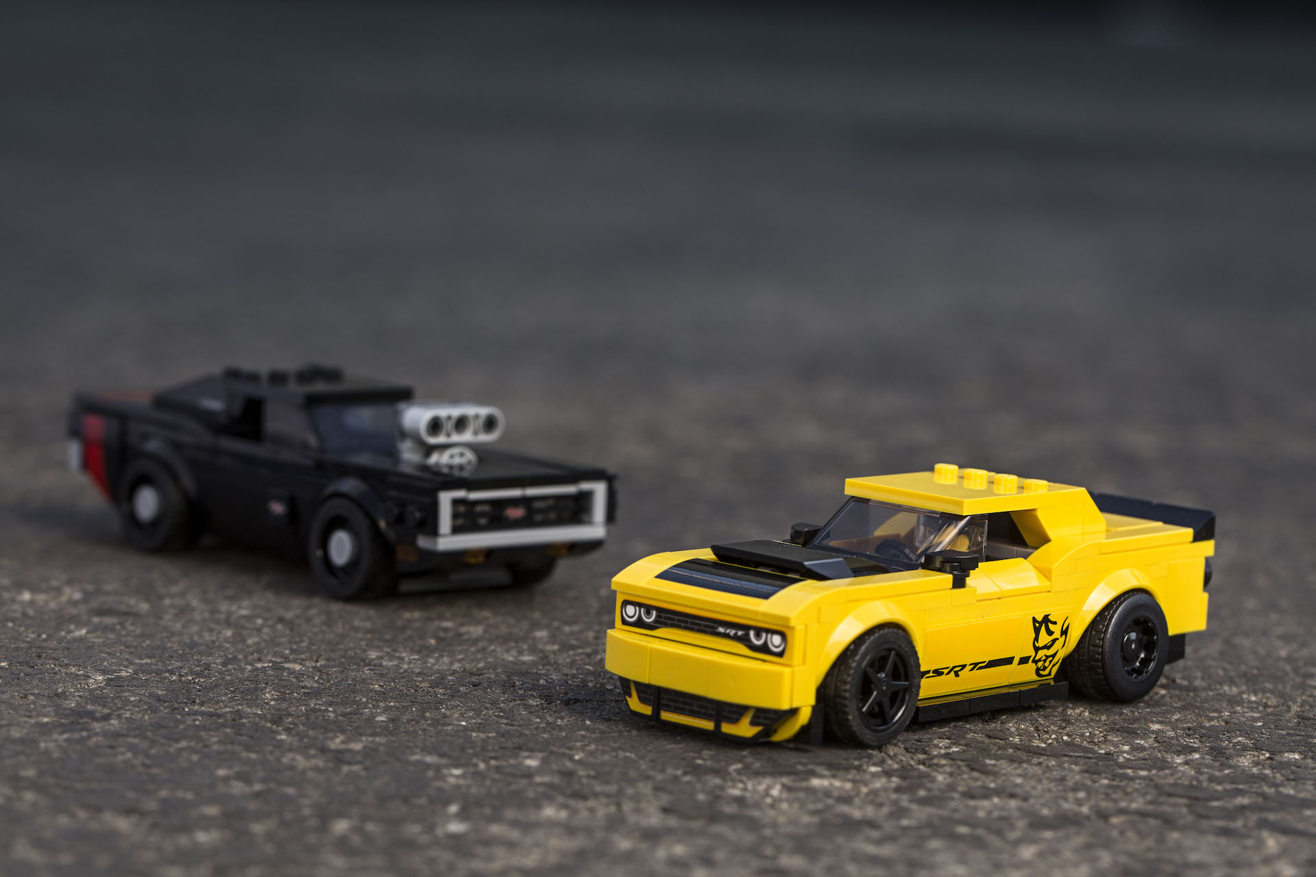 Dodge And Lego Introduce Pint Sized Set To Celebrate Muscle Cars Past Present