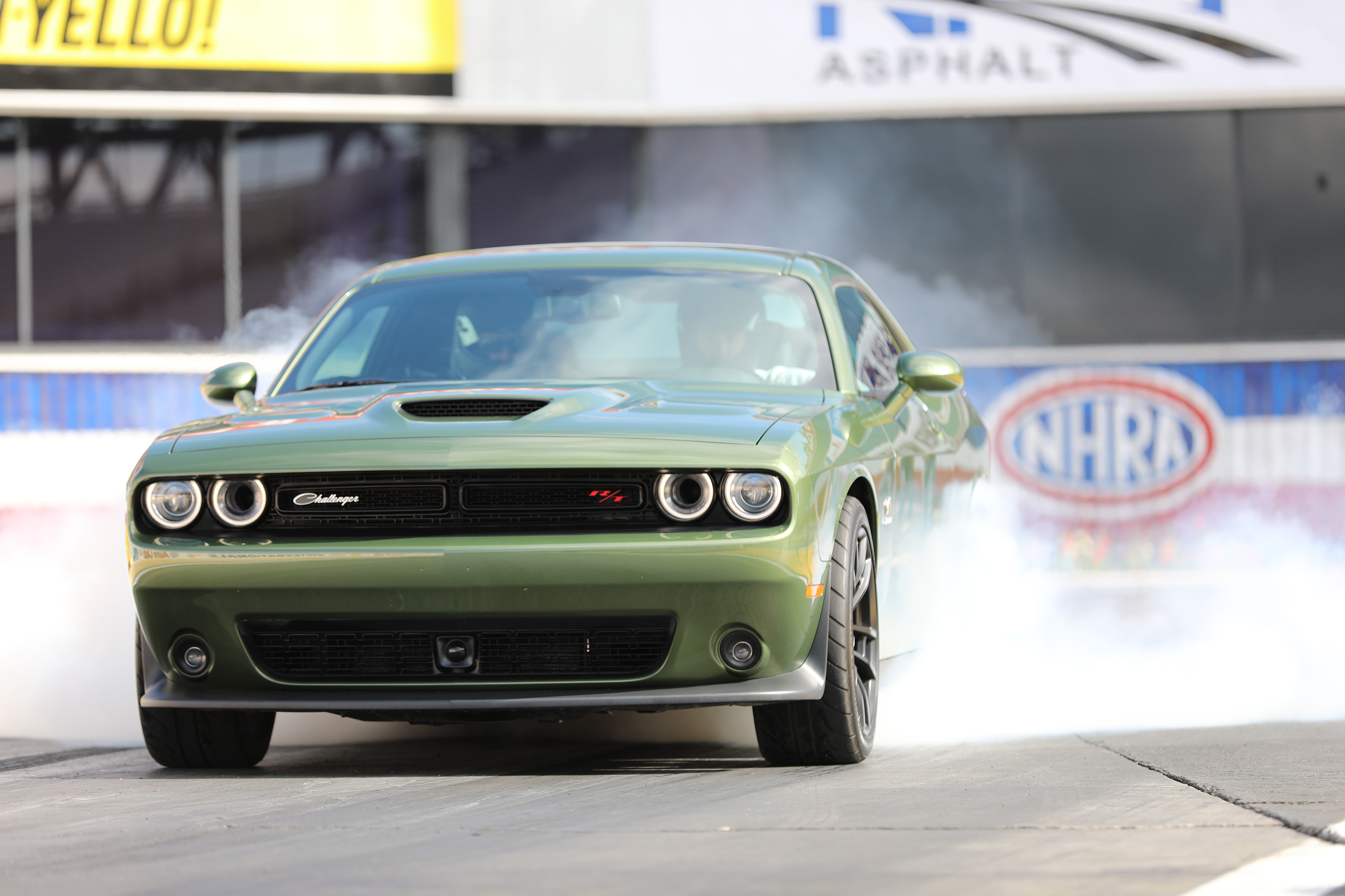 Challenger Scat Pack >> 2019 Dodge Challenger R T Scat Pack 1320 Now Cleared For Nhra