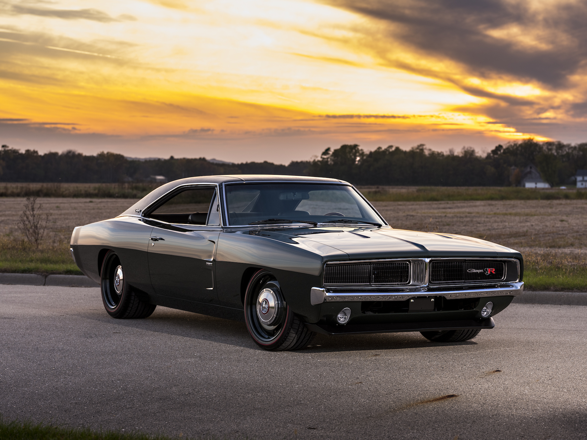 Ringbrothers reveals 1969 Dodge Charger with proper hot ...