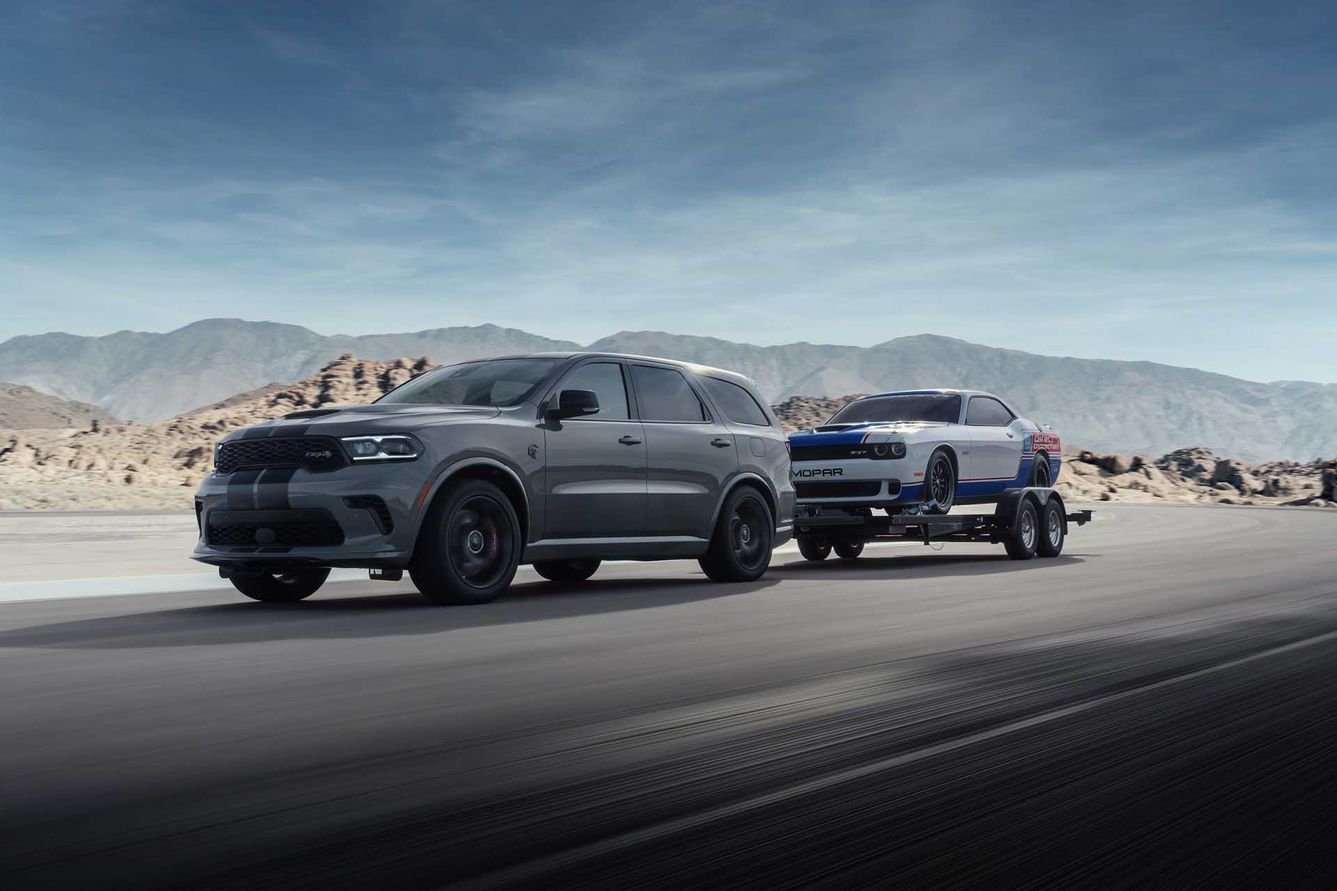 2021 Dodge Durango SRT Hellcat sold out