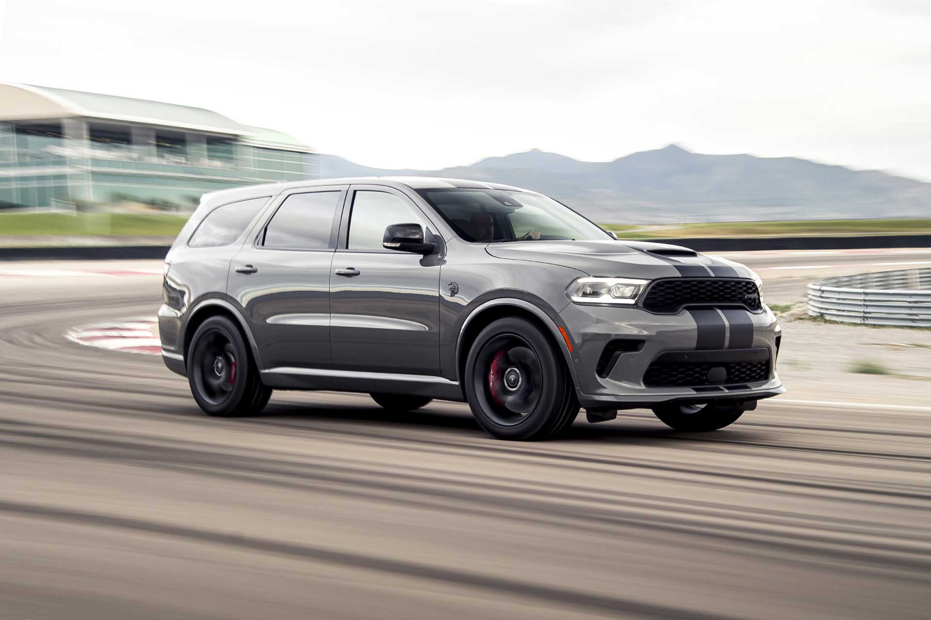 2021 Dodge Durango Review Ratings Specs Prices And Photos The Car Connection