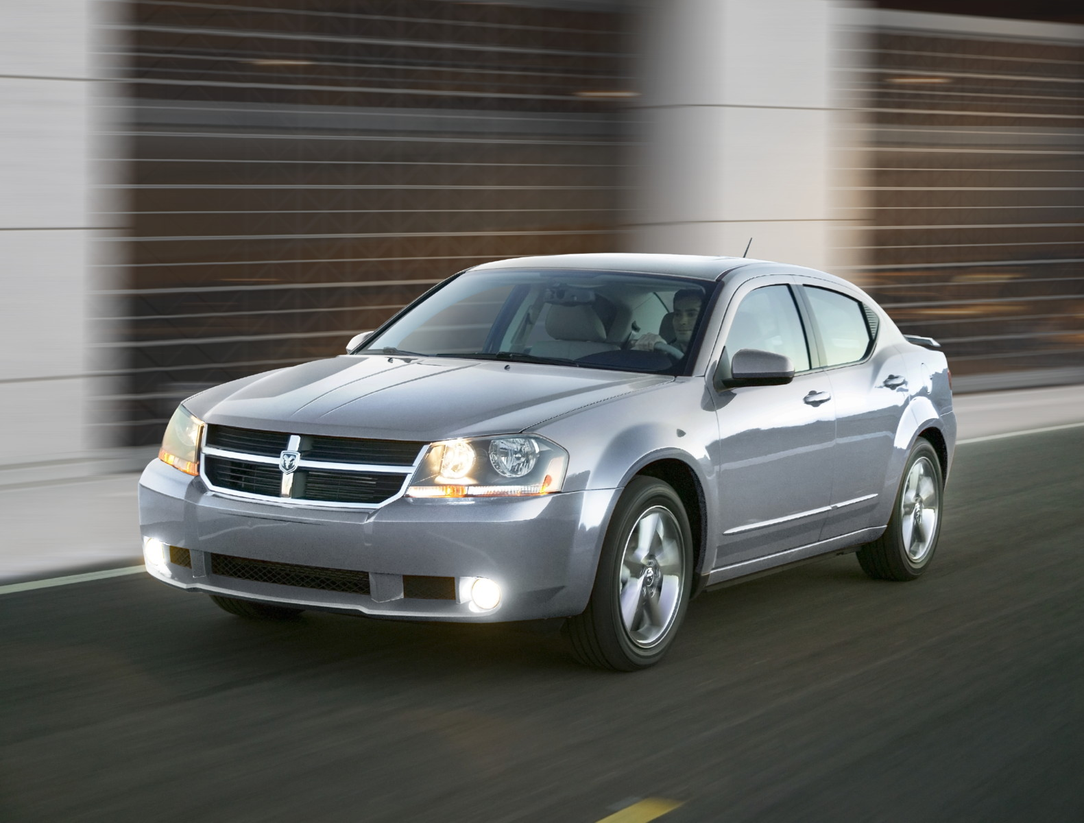 2010 Dodge Avenger Review Ratings Specs Prices And Photos The Car Connection