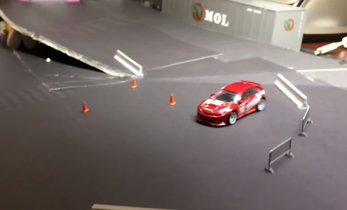 New Volvo V60 >> How To Drift Hot Wheels (Yes, Really)