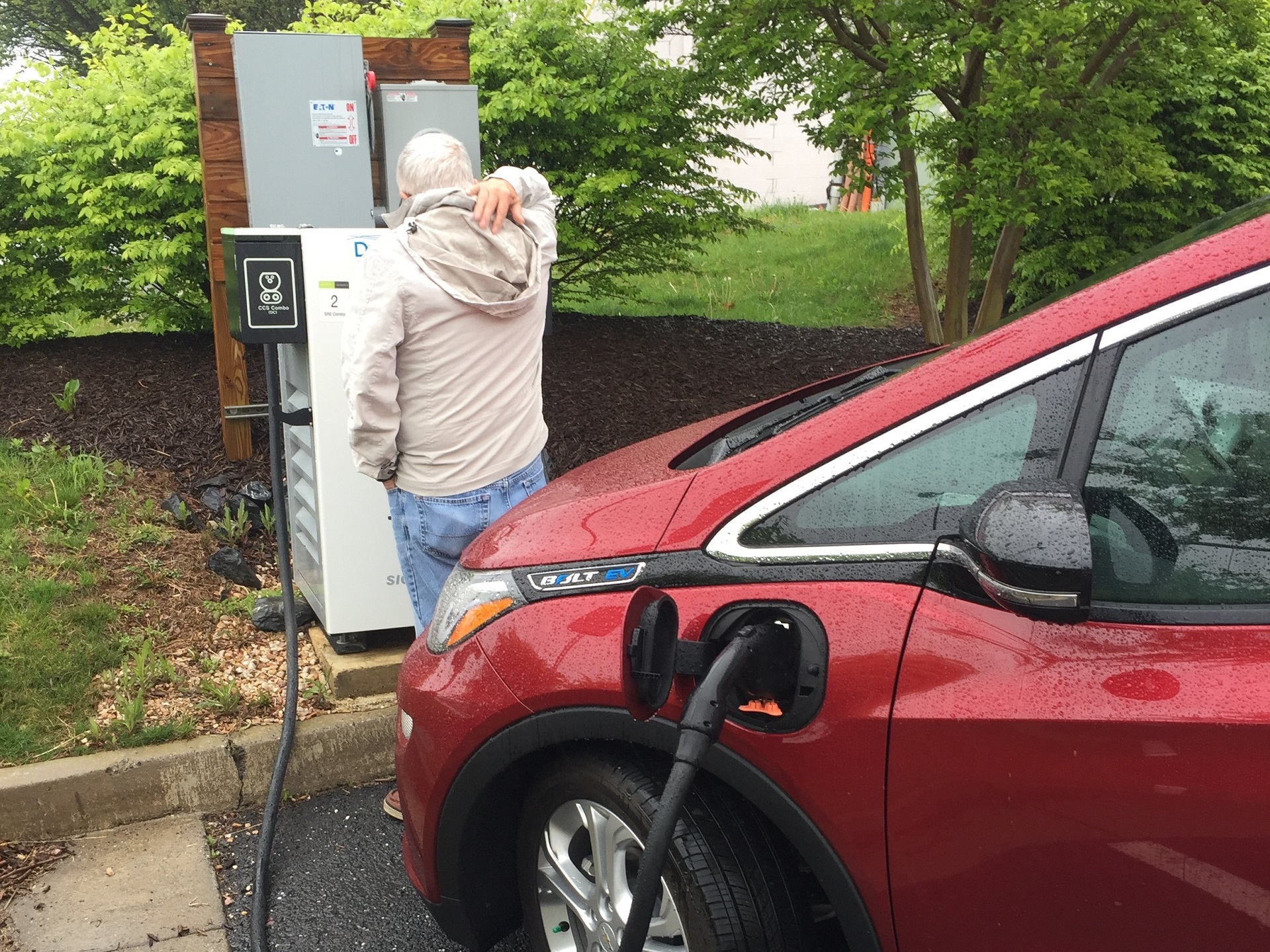 driving a chevy bolt ev electric car halfway across the u s what it takes driving a chevy bolt ev electric car