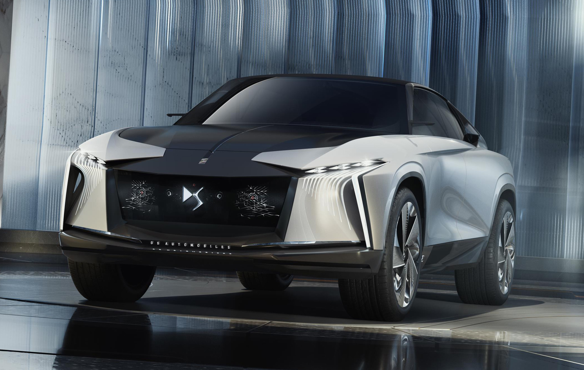 DS Aero Sport Lounge concept hints at flagship crossover