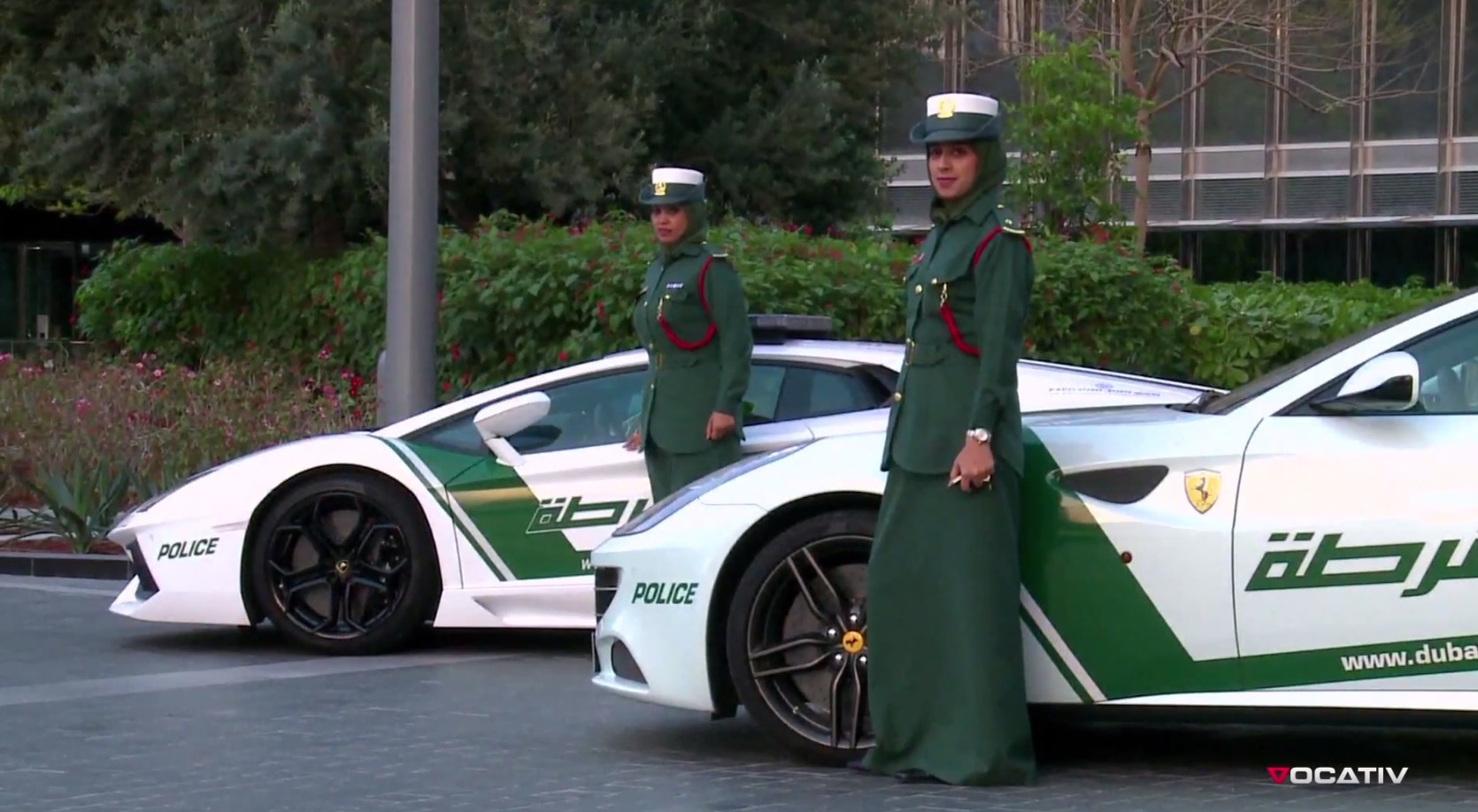 Dubai Police Cars Are The World S Fastest