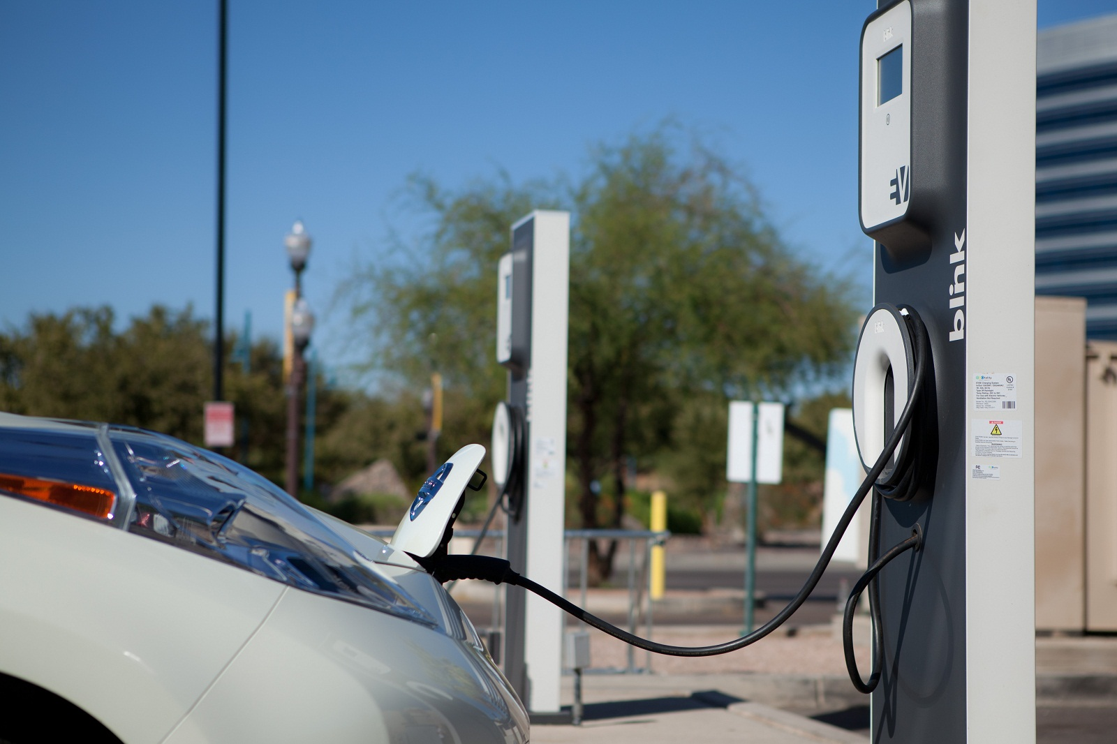 Electric Car Charging Etiquette Battery Electrics Better