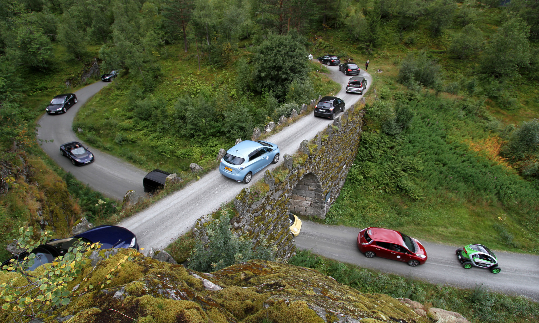 Norway May Ban All Gas Amp Diesel Cars Starting In 2025