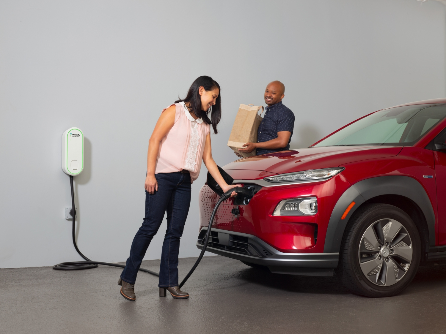 Need an EV home charger installed, and clarity on incentives? Thank the VW diesel settlement