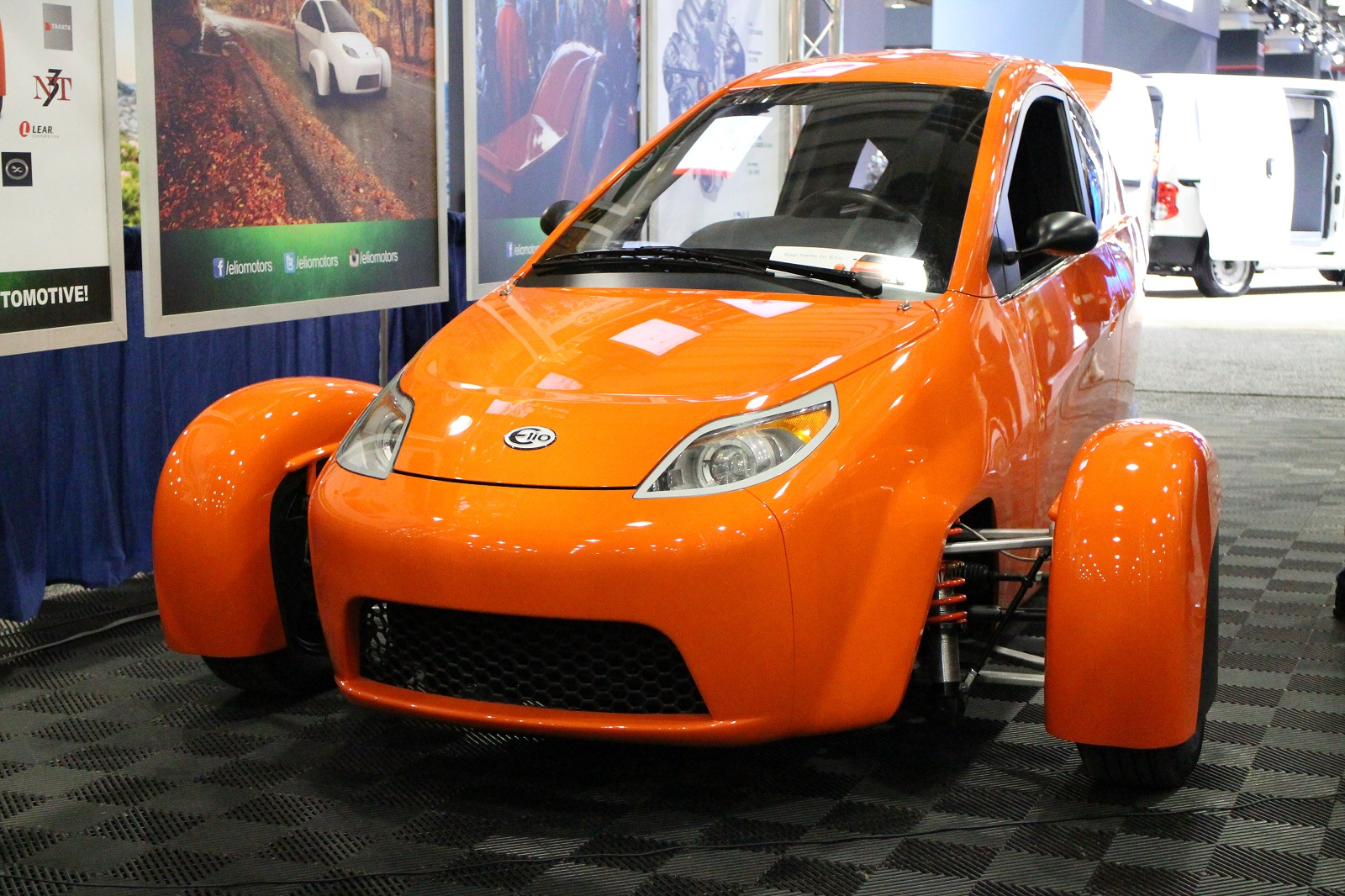 Elio to sell 100 \'pre-production\' vehicles from Louisiana plant this ...
