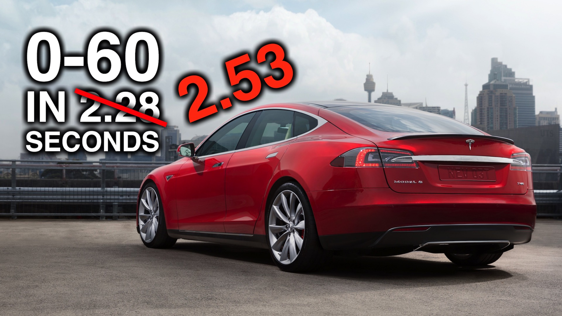 No The Tesla Model S P100d Doesn T Do 0 60 In 2 28 Seconds