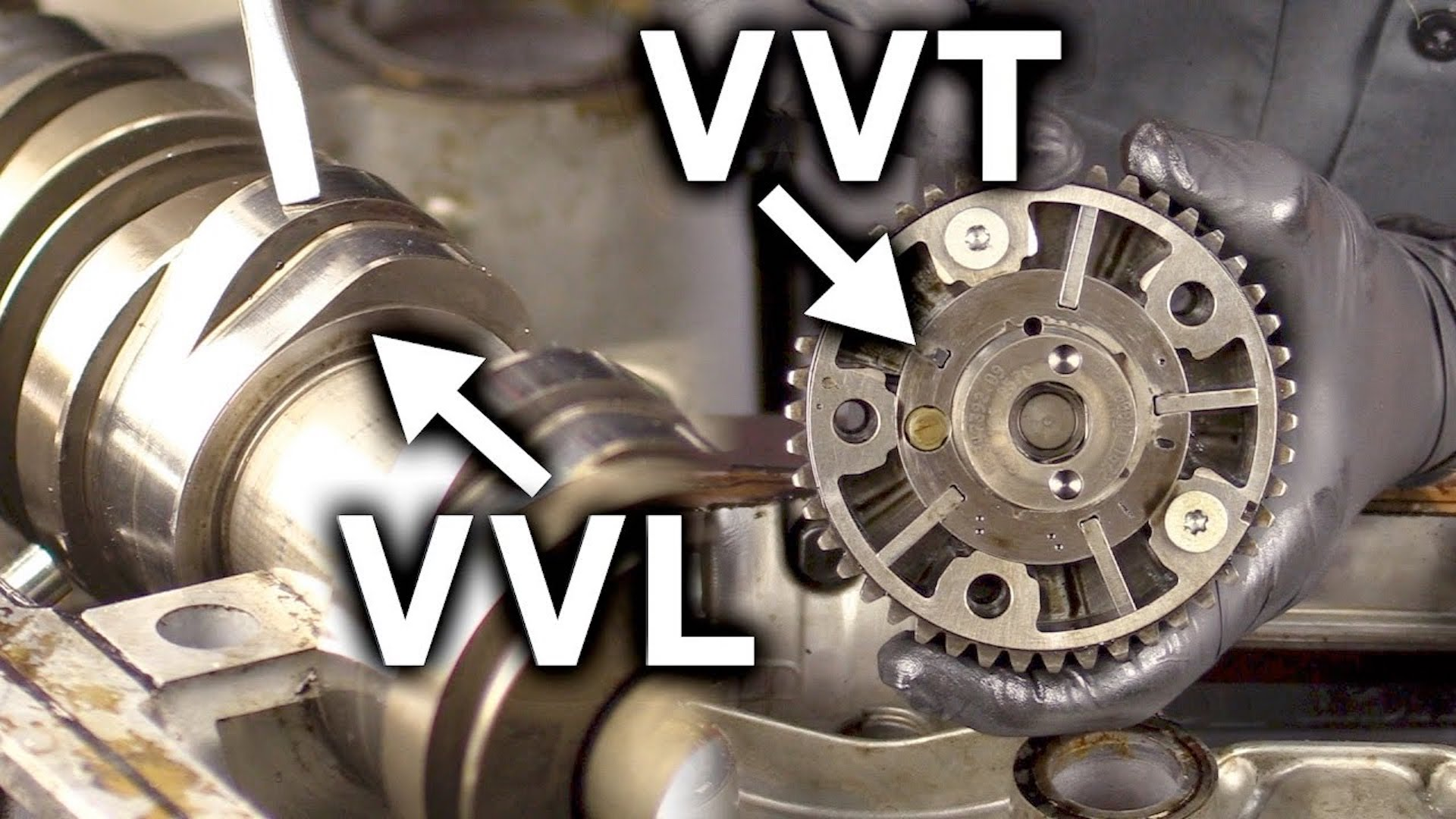 Here are the differences between Variable Valve Lift and ...
