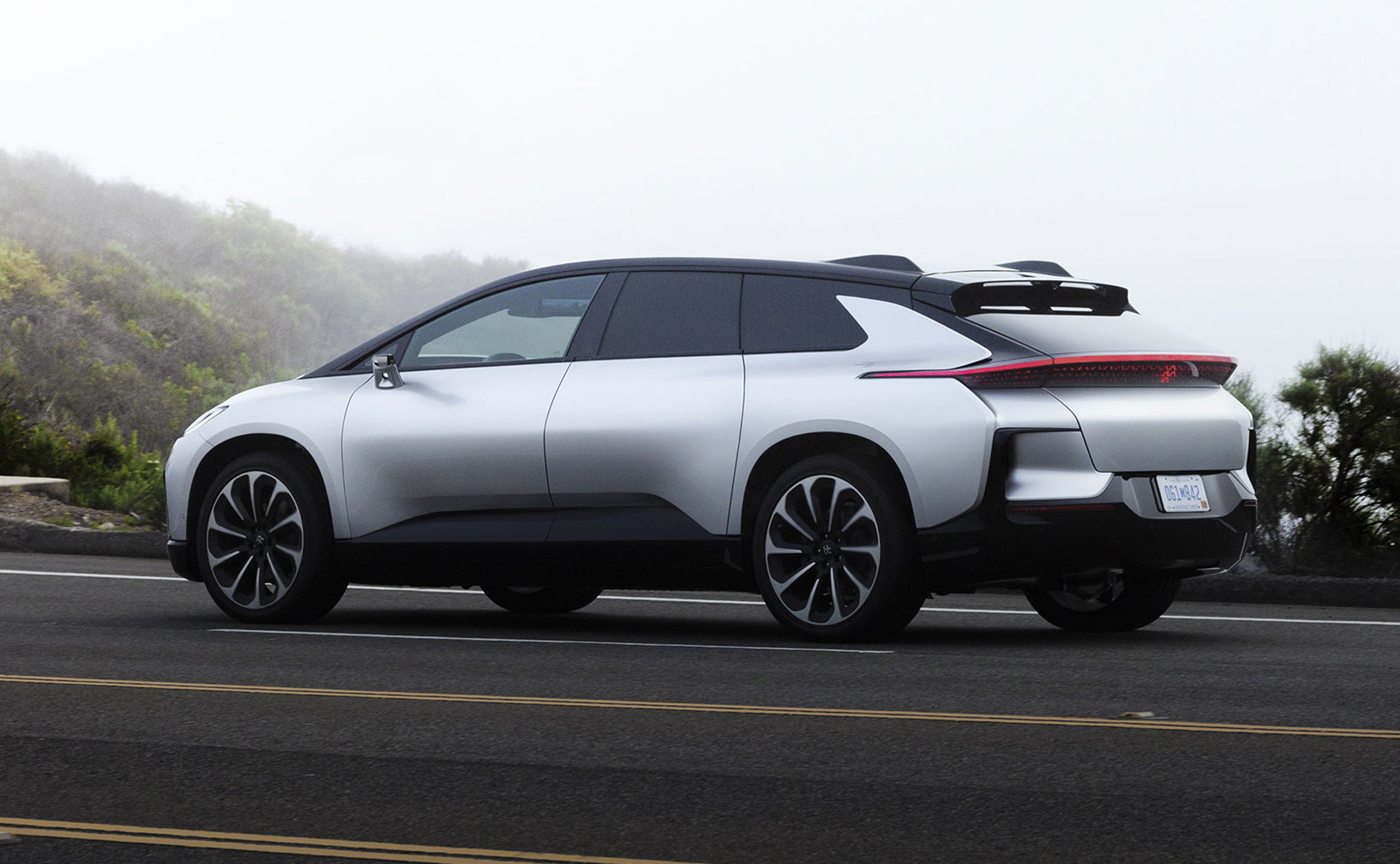 Did Tata just buy a $900M stake in Faraday Future?