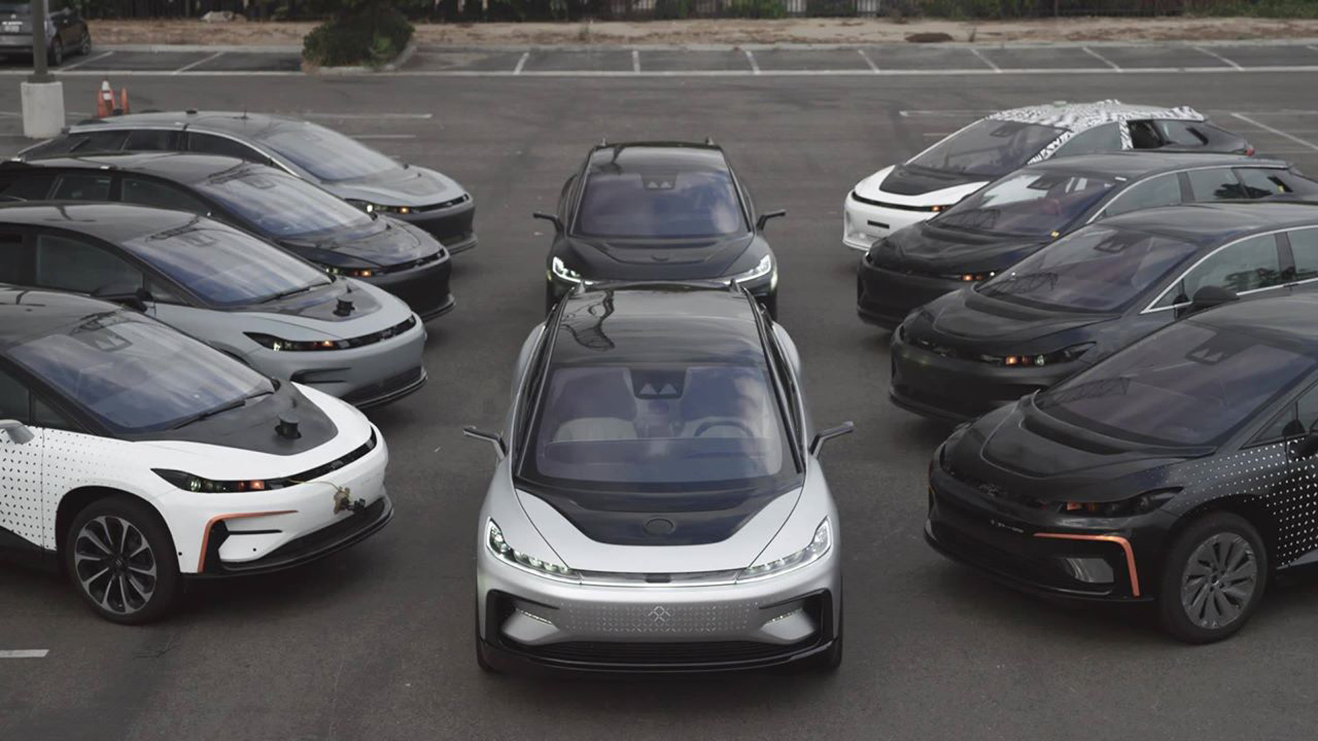 Faraday Future Gets New Money From Gaming Company To Build In China And The Us