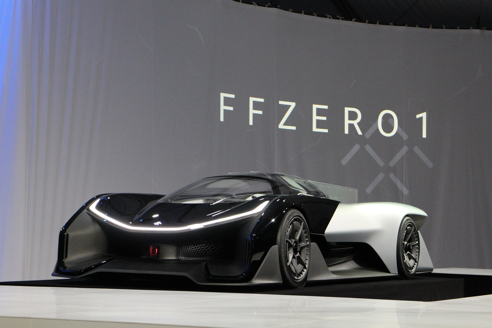 Faraday Future Shows Ffzero1 Concept But What Did We Learn