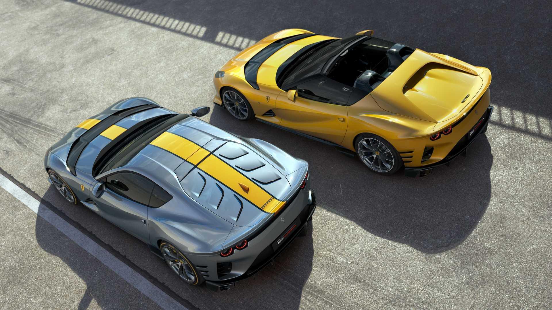 Ferrari 812 Competizione, 2021 Ford Shelby GT, 2022 BMW X3: Car News Headlines