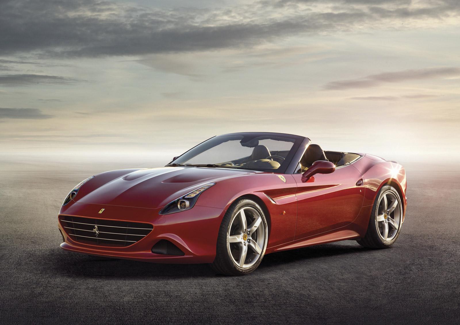 Turbocharged Ferrari California T Revealed: Video