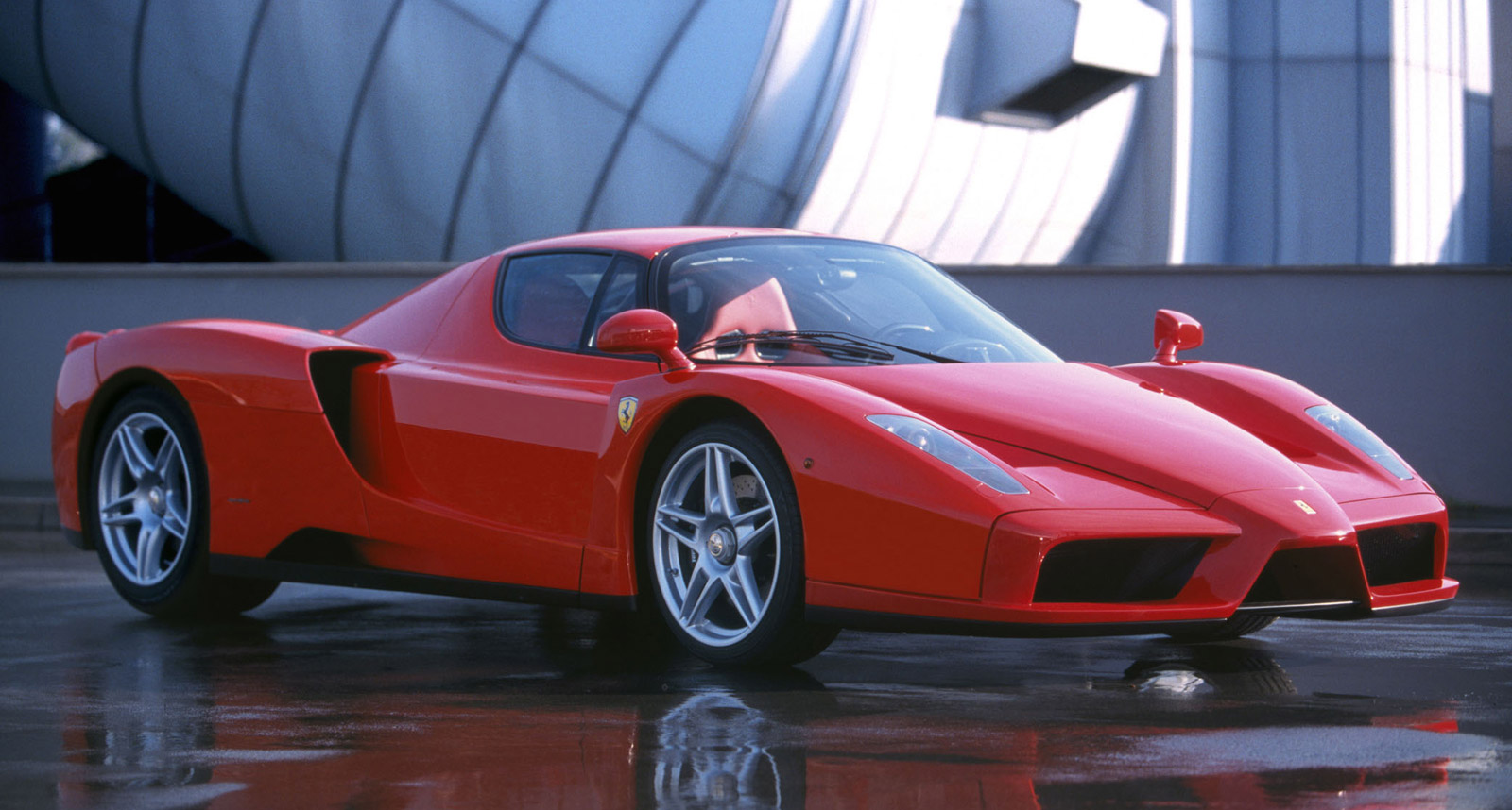 Huge Assortment Of Rare Ferraris Including 288 Gto F40 F50 And Enzo To Be Sold