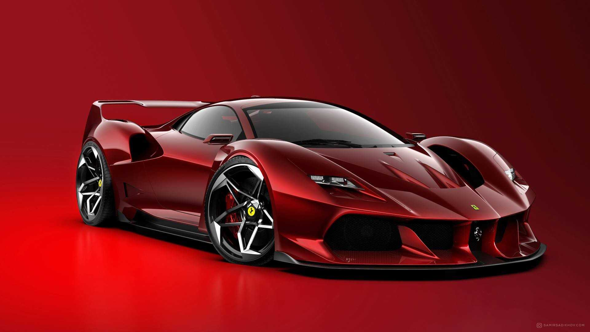 Ferrari F40 Tribute Is What We Need In The World New Car Release With Images