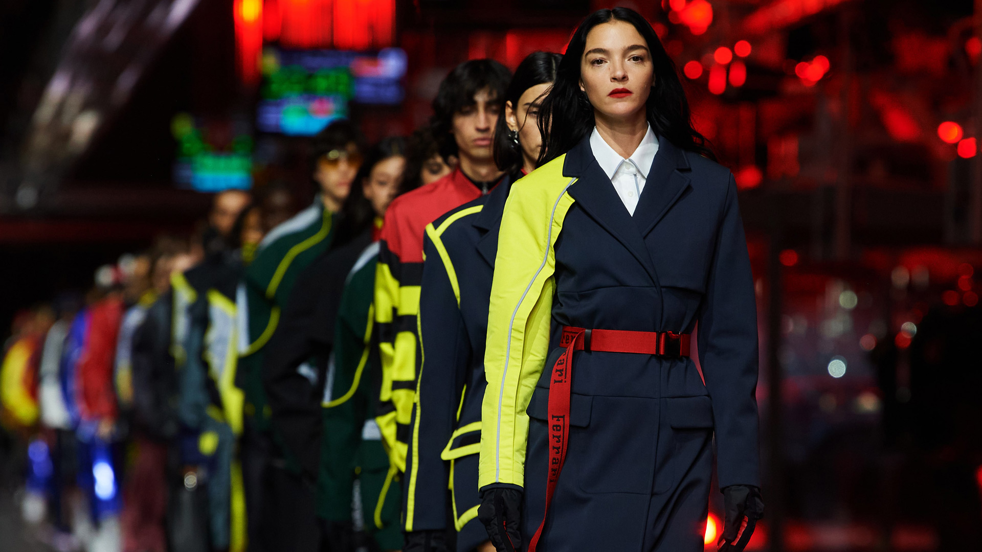 Ferrari launches first fashion collection