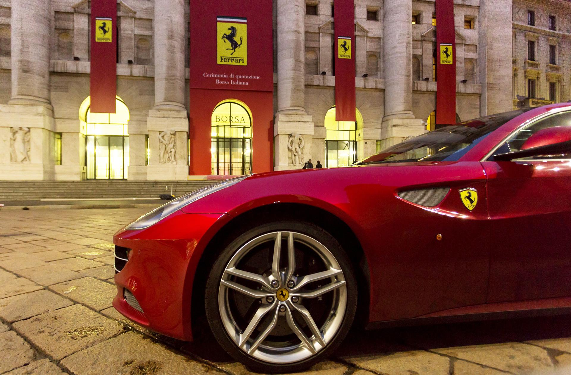 "ferrari share price dives despite ""best ever"" financials"