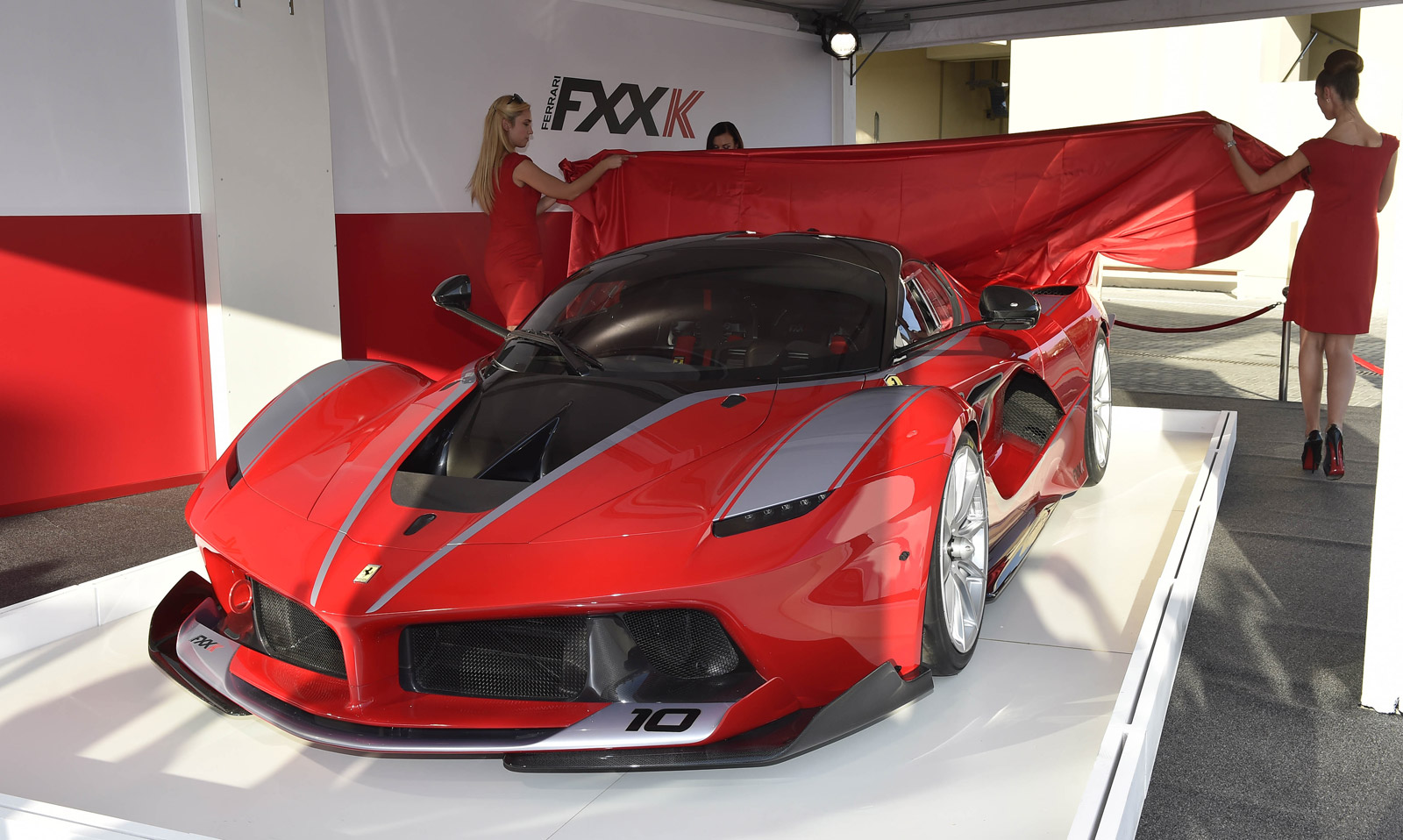 Ferrari FXX K priced from $2.7 million, already sold out