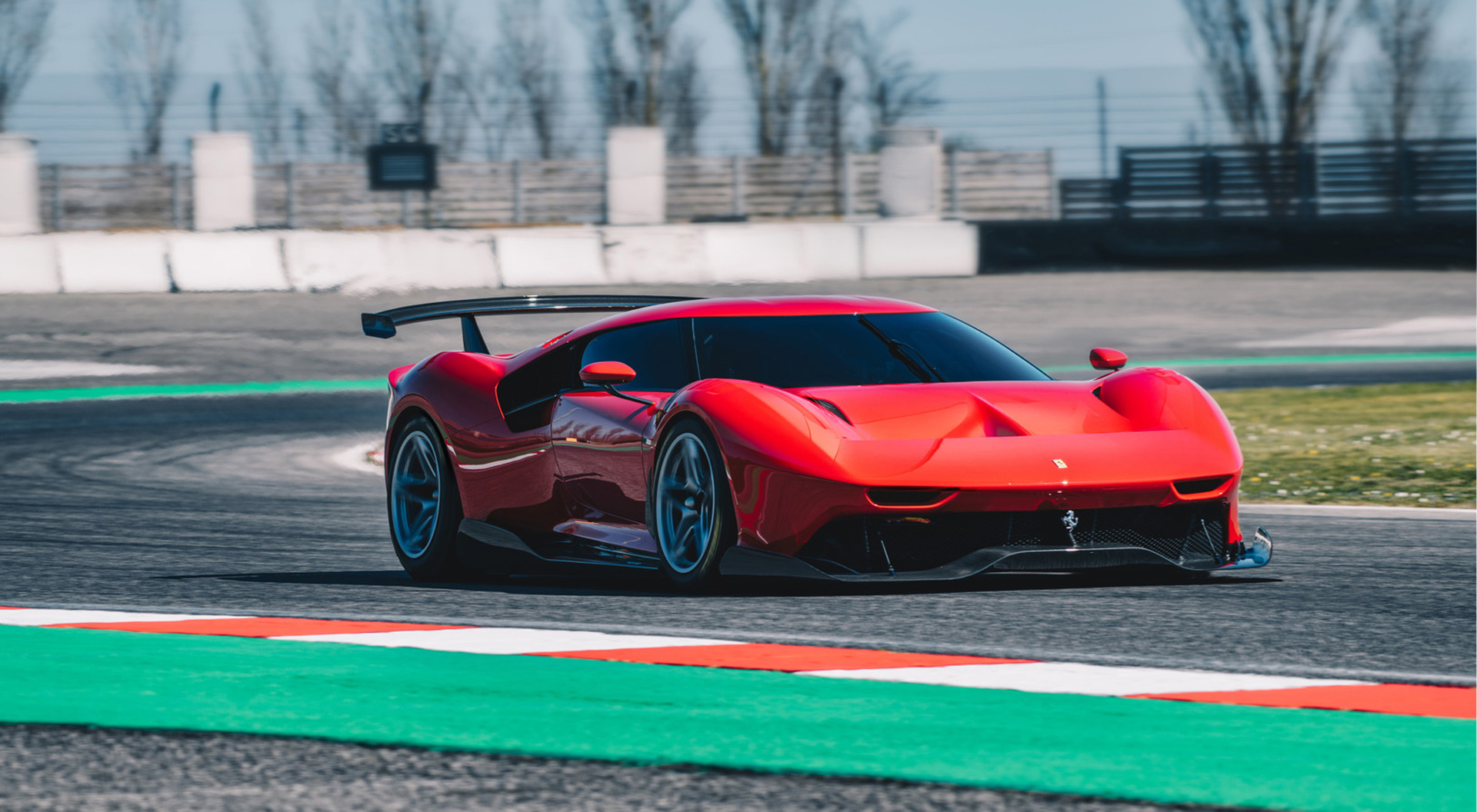 Ferrari P80 C Dodge Charger Widebody Mercedes Amg A35 This Week S Top Photos