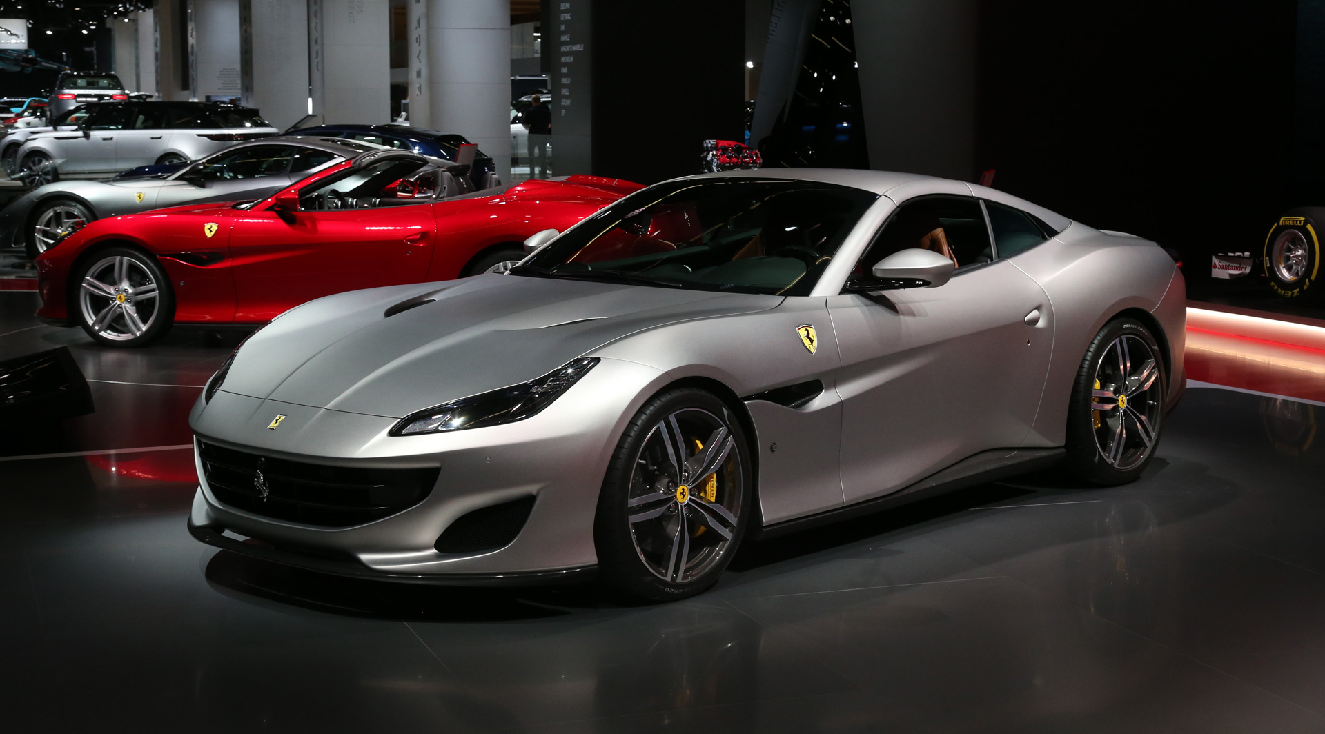 Ferrari Introduces New Weight-saving Measures With Portofino