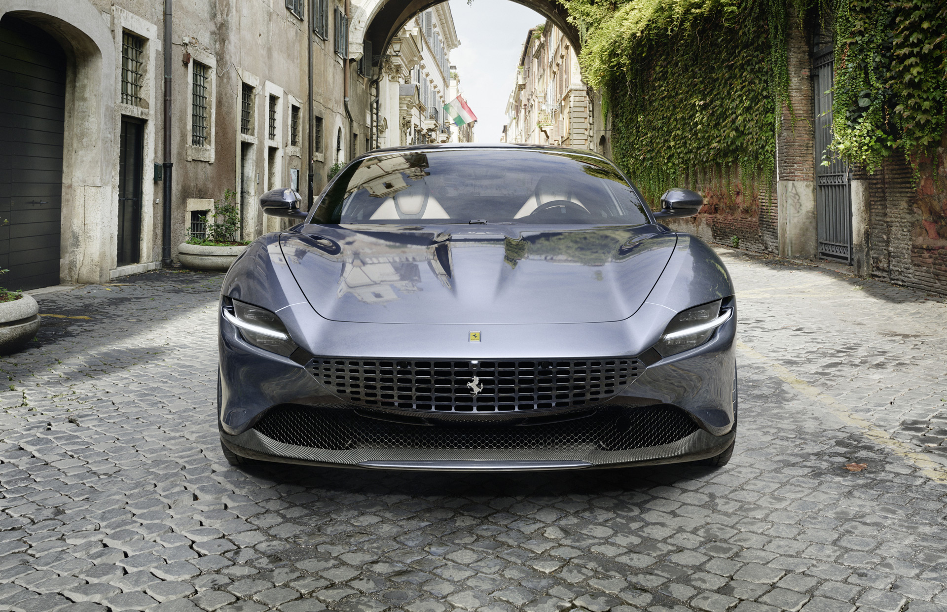 Ferrari passes 10,000 annual sales for first time