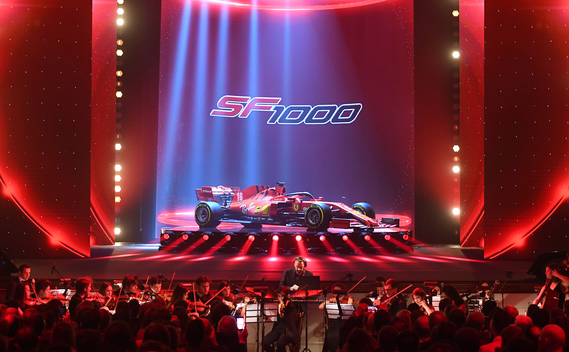 Ferrari S 2020 F1 Car Revealed As The Sf1000