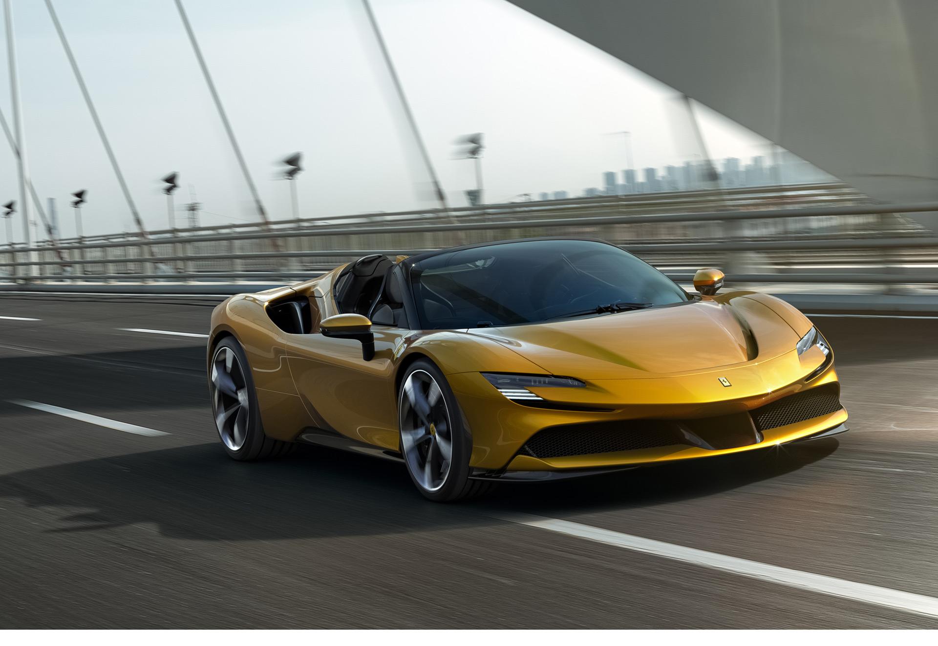 Electric Ferrari locked in for 2025