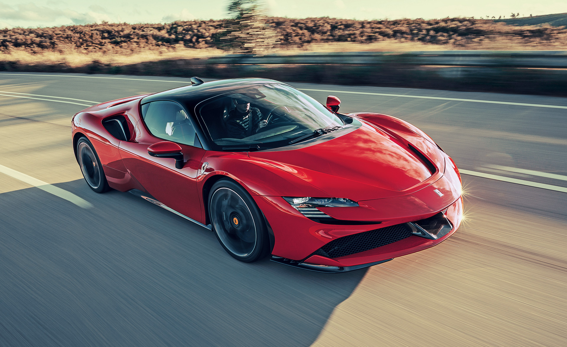 Ferrari S First Ev Tipped To Be An Suv