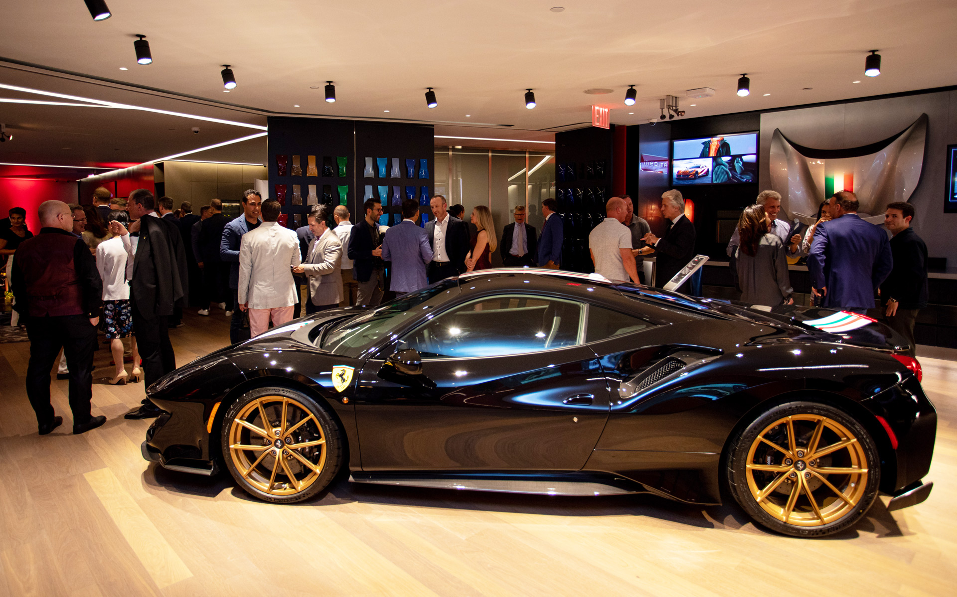 Ferrari opens first Tailor Made studio in US