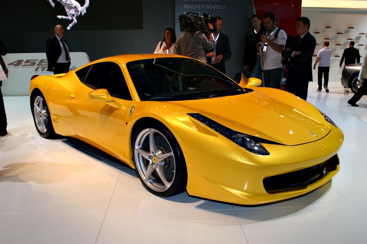 2010 Ferrari 458 Italia Price Configuration Tool Emerge