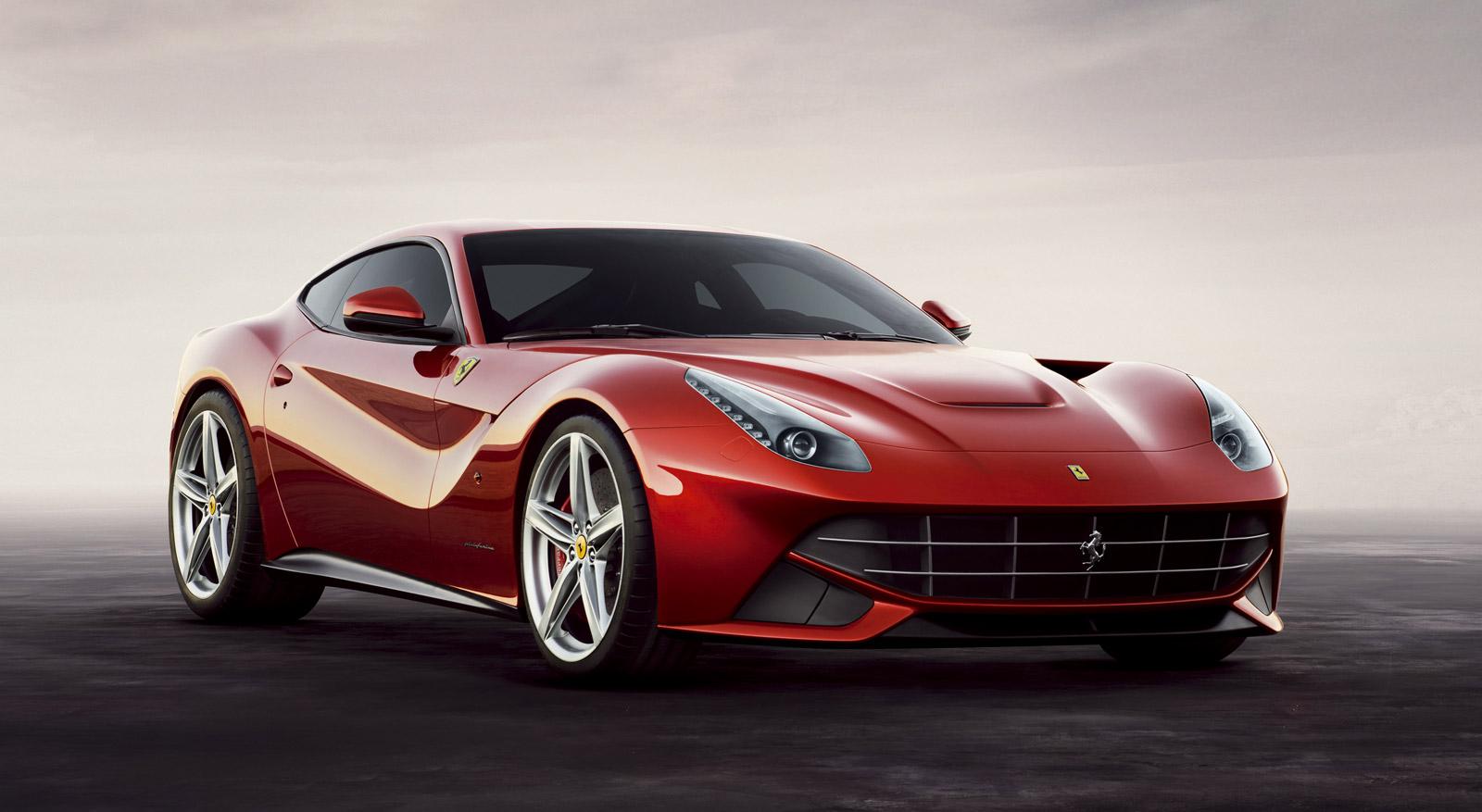 Ferrari F12 Berlinetta Supercar Revealed