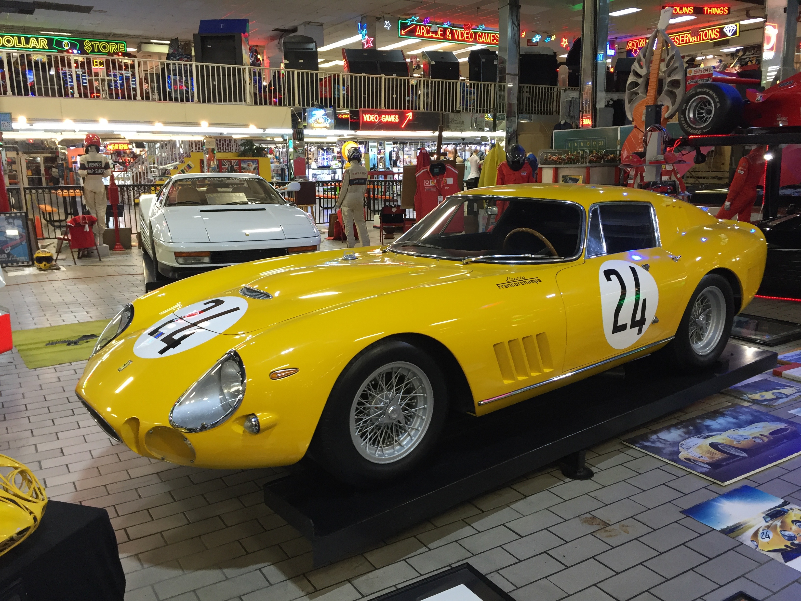 Racer and collector Preston Henn dies; could his 1964 Ferrari 275 GTB/C  Speciale go up for sale?