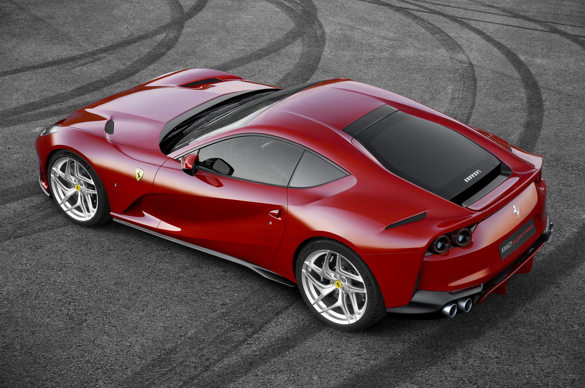 Ferrari Ev Plans Revealed In Patent Documents