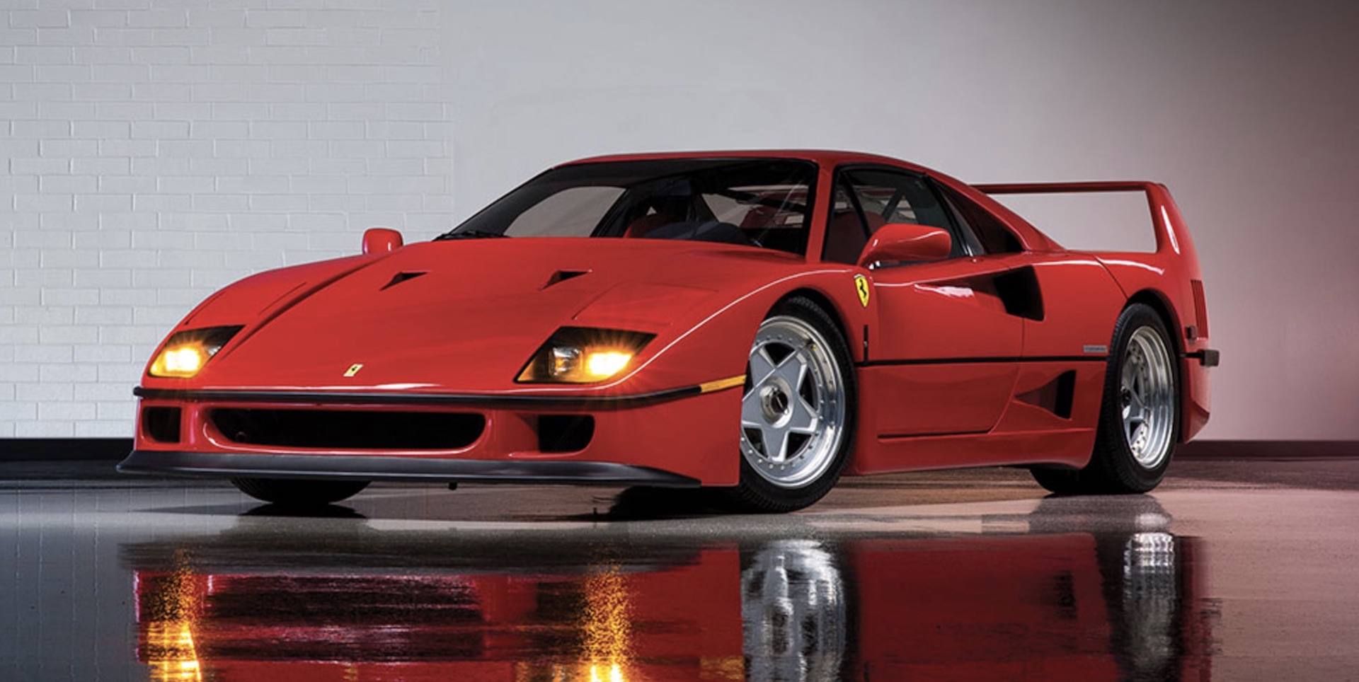 Ferrari F40 For Sale >> Not One But Two Ferrari F40s Are For Sale This Week