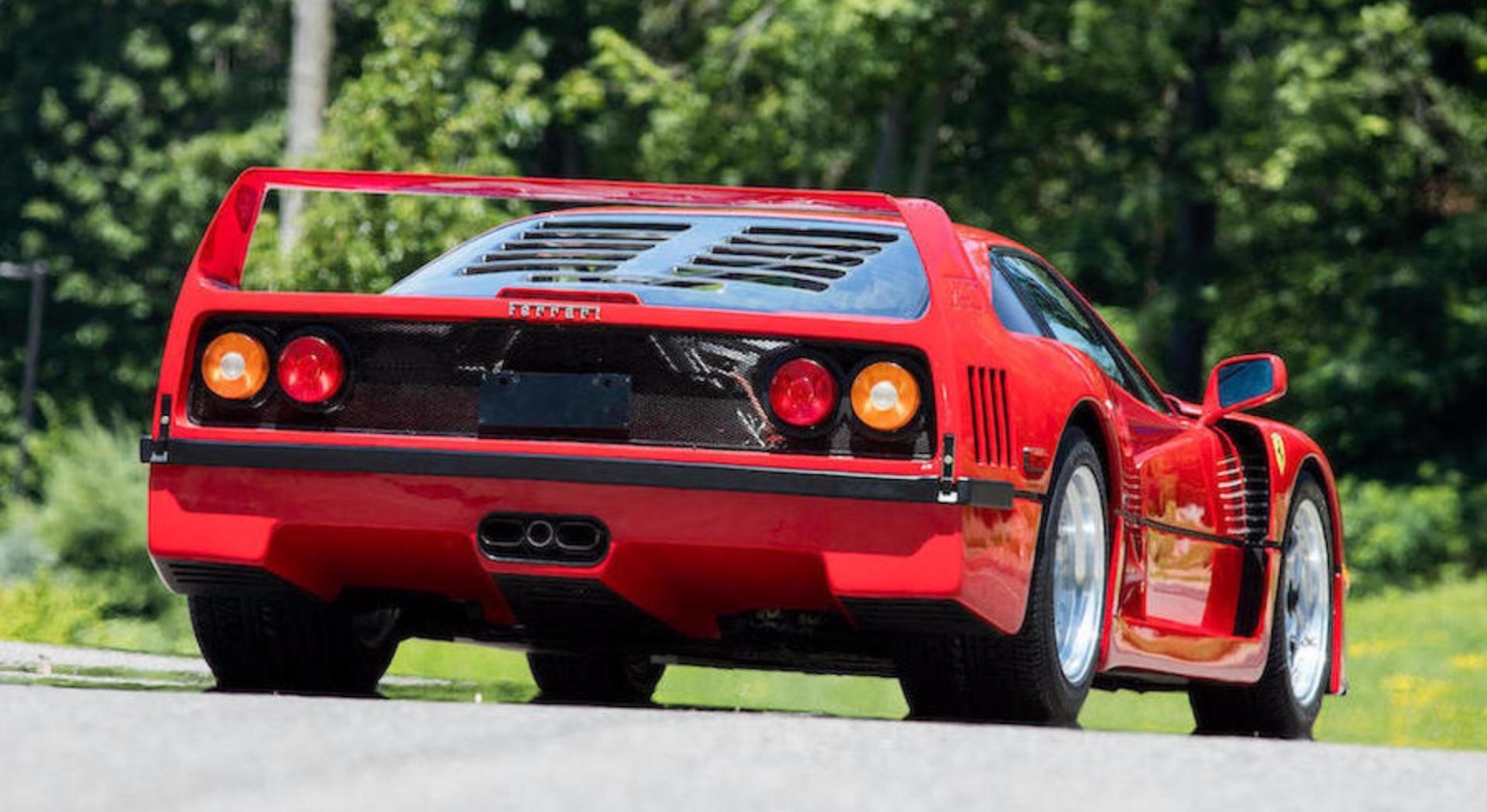 Dodge Viper dead, 1965 Shelby GT350, Ferrari F40s: Car ...
