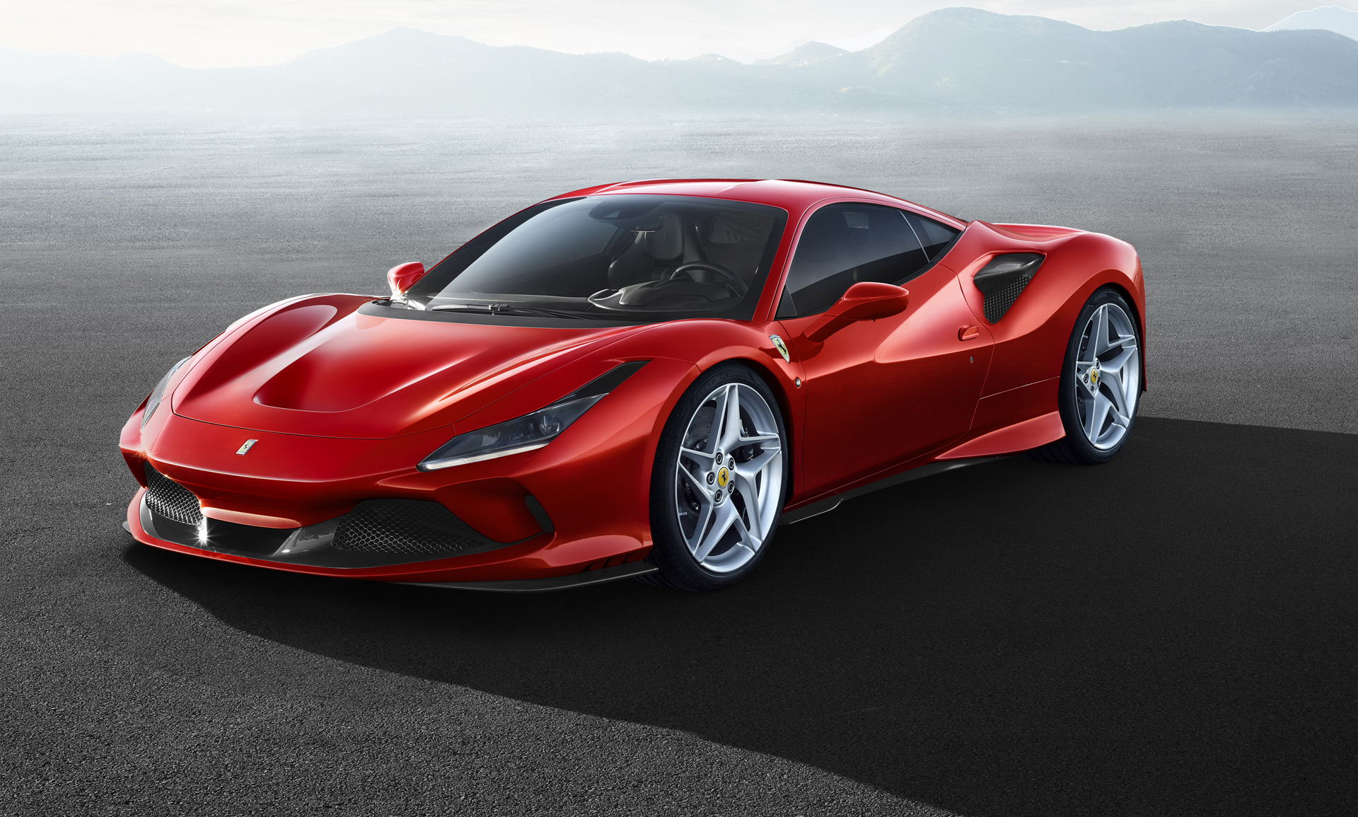 f8 tributo first of 5 new ferraris due in 2019