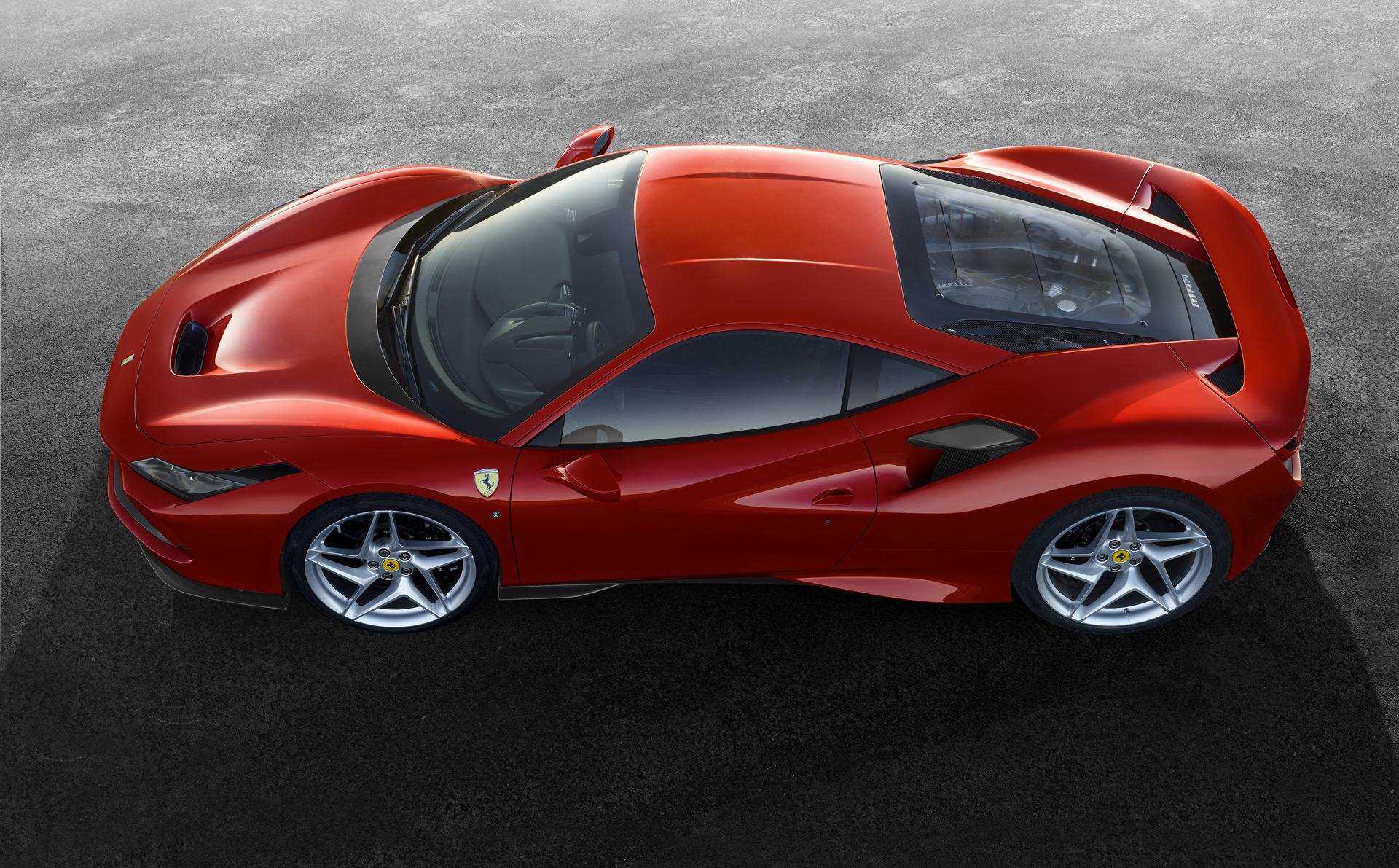 2020 Ferrari F8 Tributo 2019 Mclaren 720s Spider 2019 Bmw Z4 This Week S Top Photos