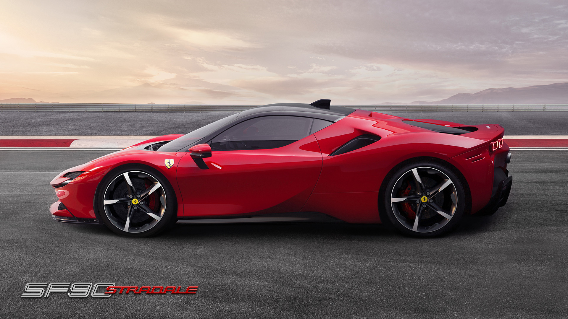 Ferrari shows how man and machine build the SF90 Stradale