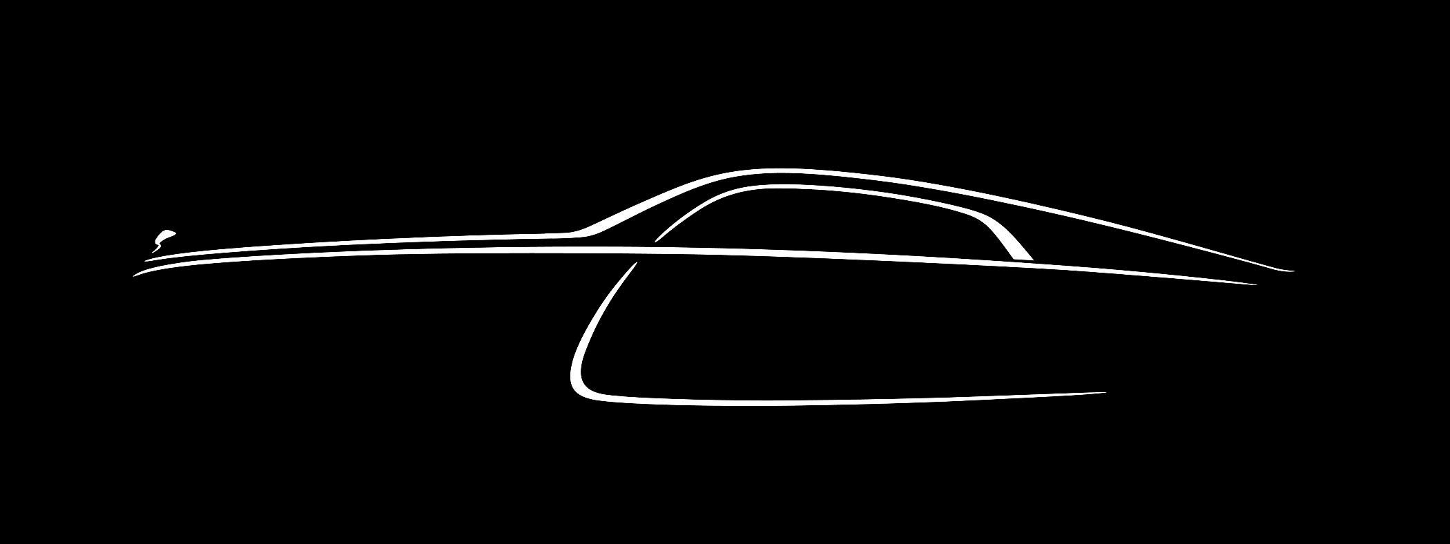 2018 Cts V >> Final 2014 Rolls-Royce Wraith Teaser Confirms Fastback Design