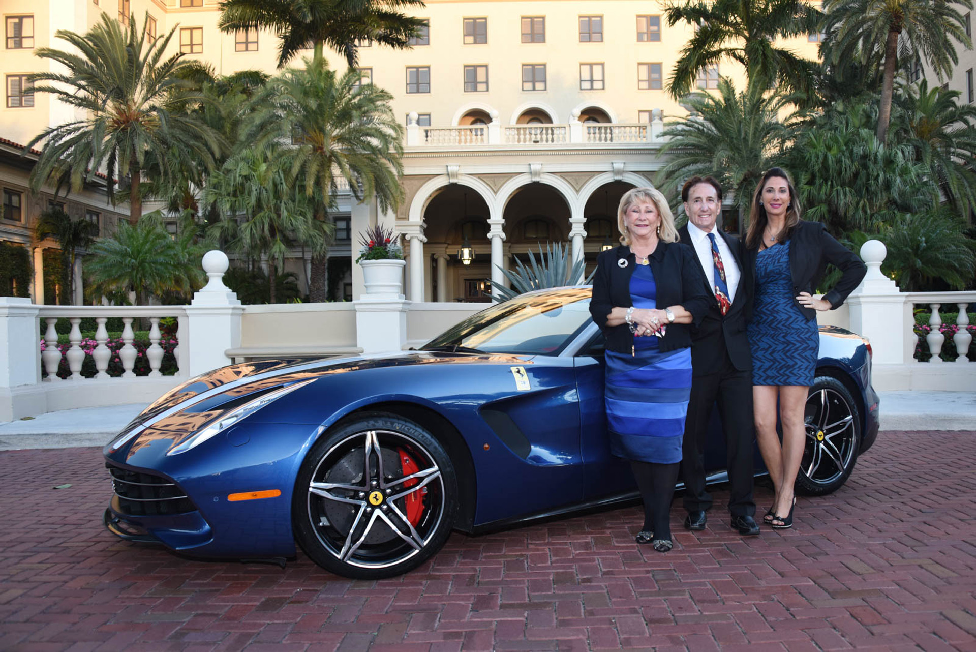 Of 10 Ferrari F60 Americas Delivered To Customer