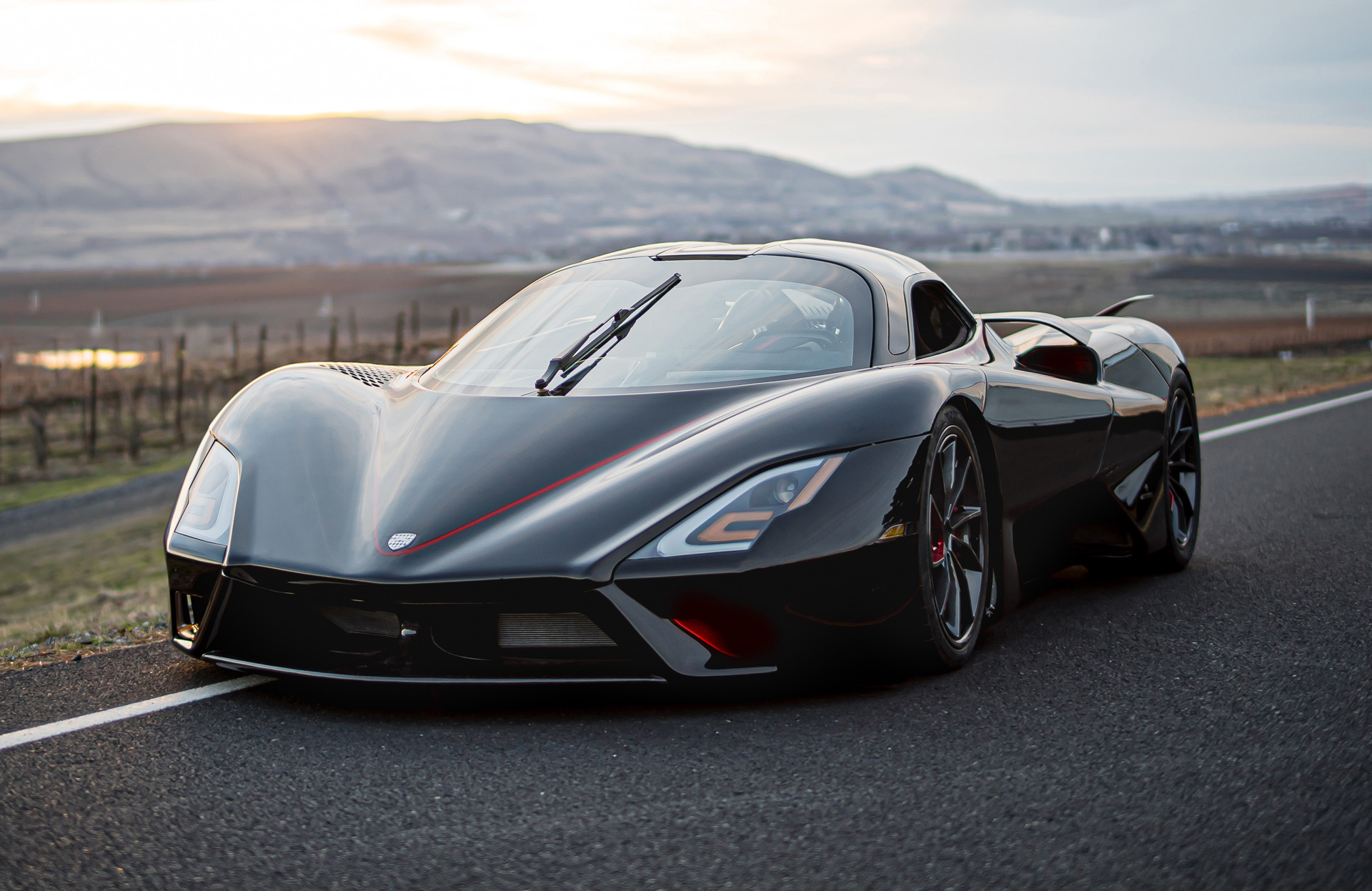 The SSC Tuatara might be world's fastest production car after reported speed record attempt