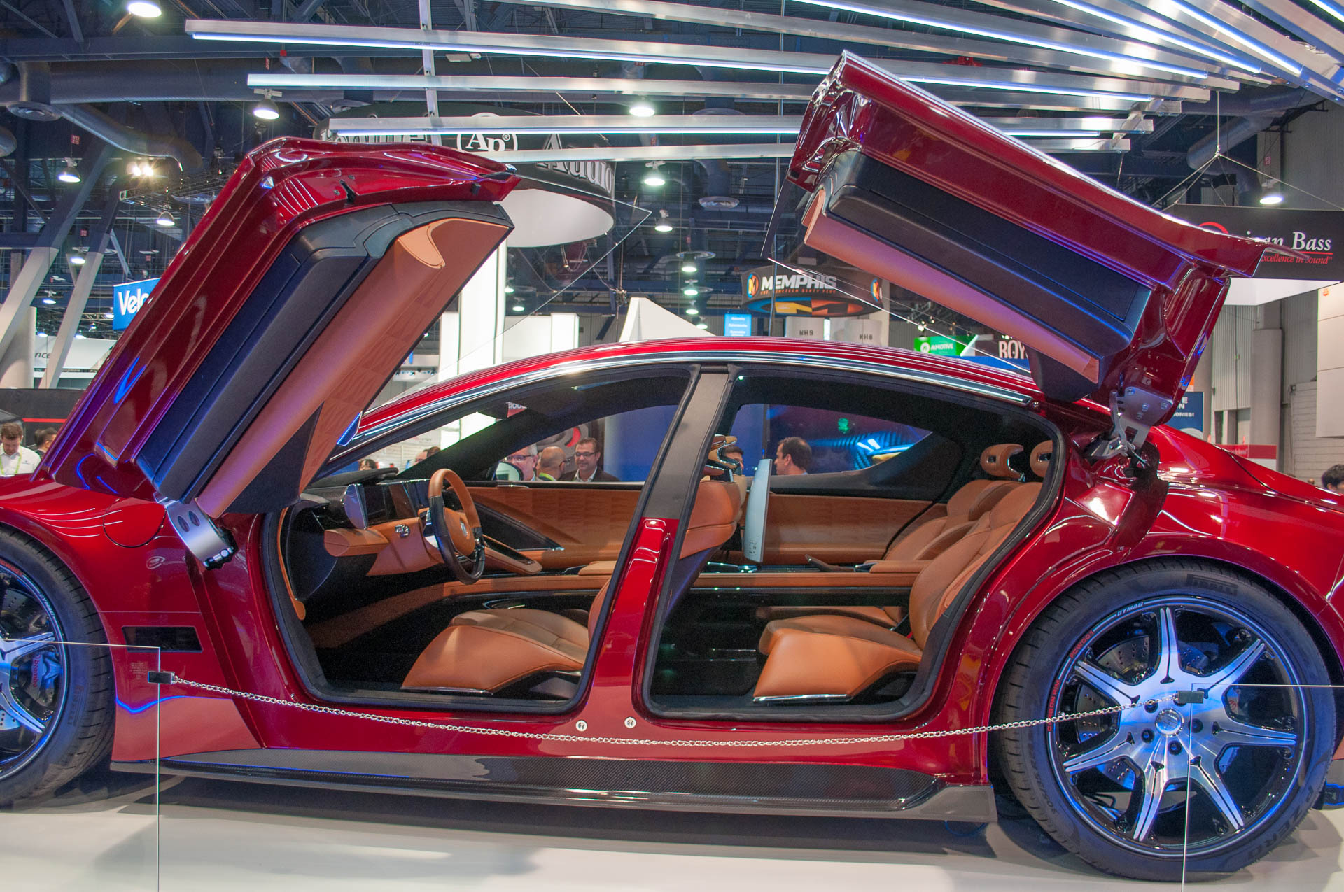one feature of the fisker emotion might not make it to production. Black Bedroom Furniture Sets. Home Design Ideas
