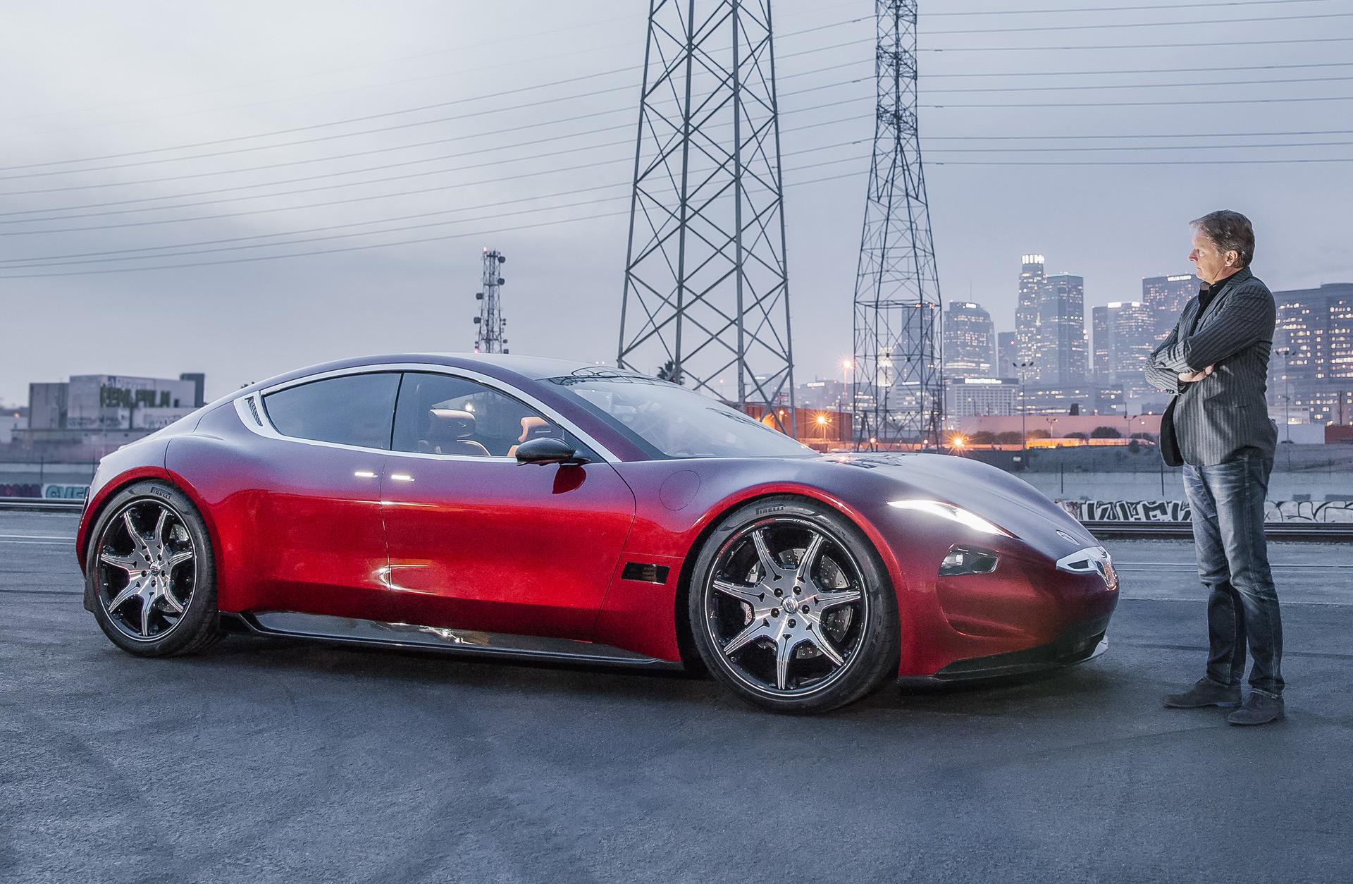 Fisker EMotion debuts at CES, promised for 2019 with 400 ...